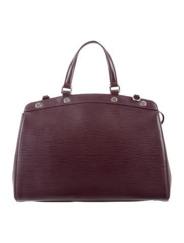 Louis Vuitton Epi Brea MM None
