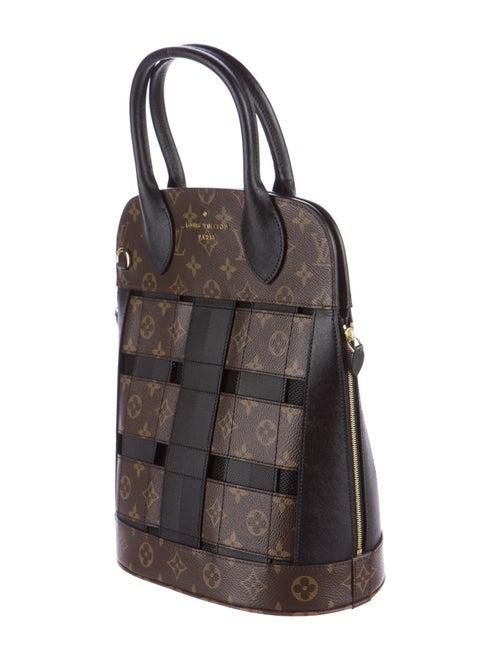 96b977cdb235 Louis Vuitton 2017 Monogram Tressage Tote - Handbags - LOU115884 ...