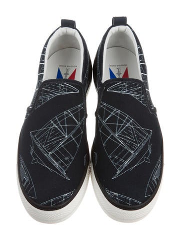 louis vuitton victory slip on sneakers shoes lou116292