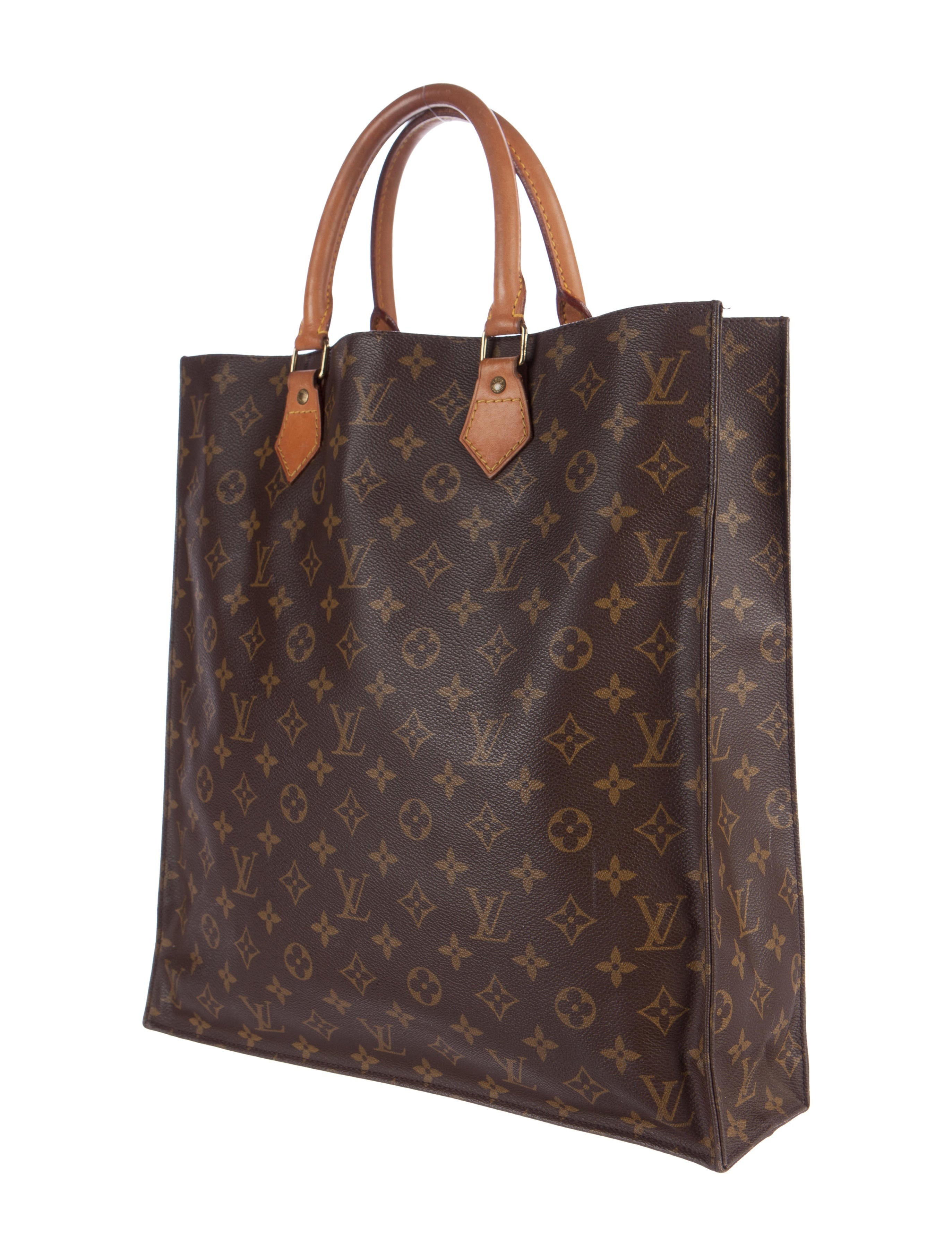 Louis vuitton monogram sac plat handbags lou116860 for Louis vuitton monogram miroir sac plat