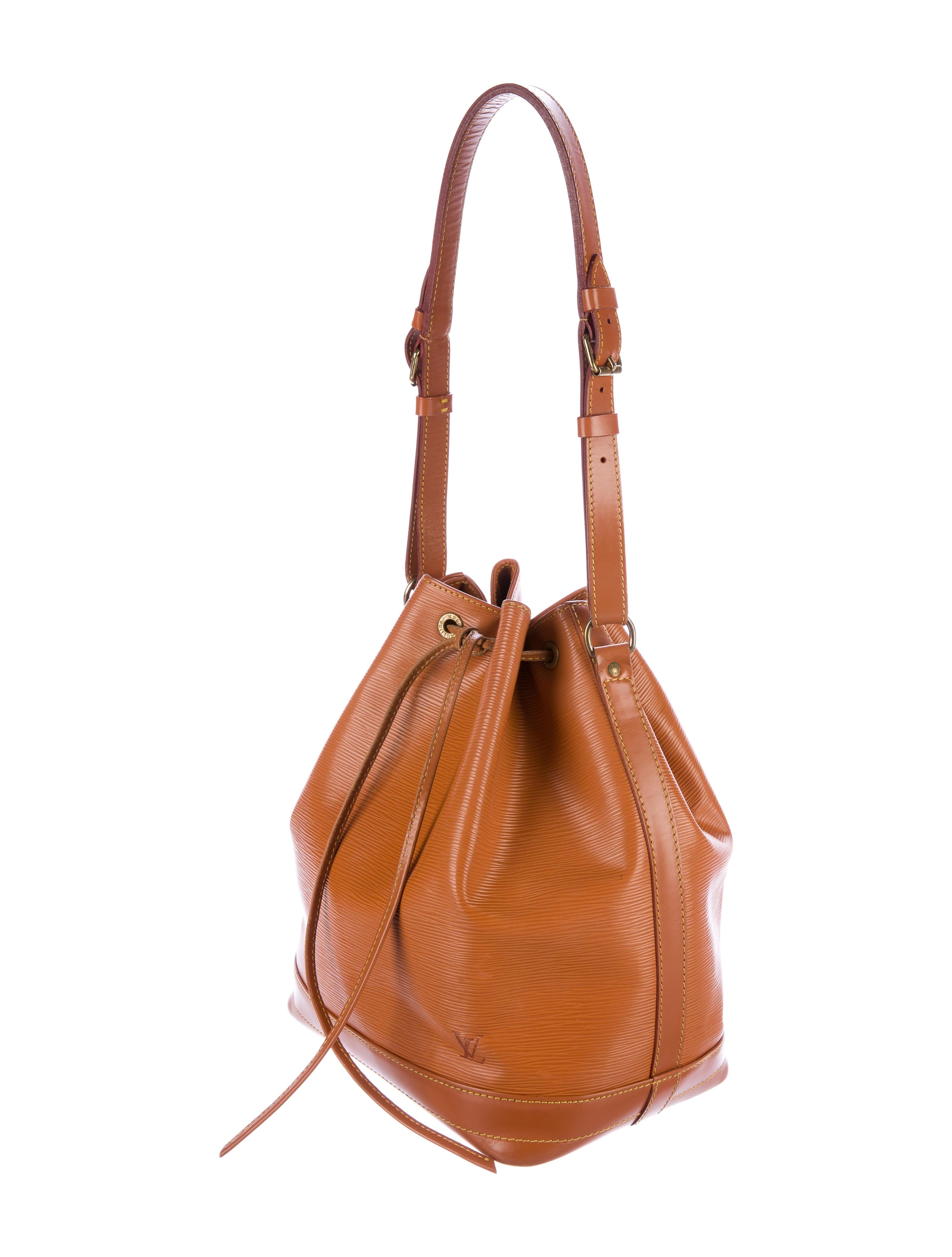 Louis Vuitton Epi Noé Bag - Handbags