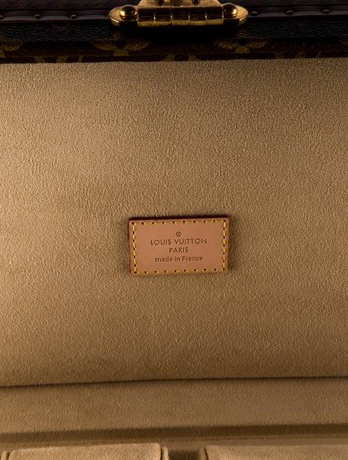 buy online 4dc22 a786b Louis Vuitton Monogram 8 Watch Case - Decor & Accessories ...
