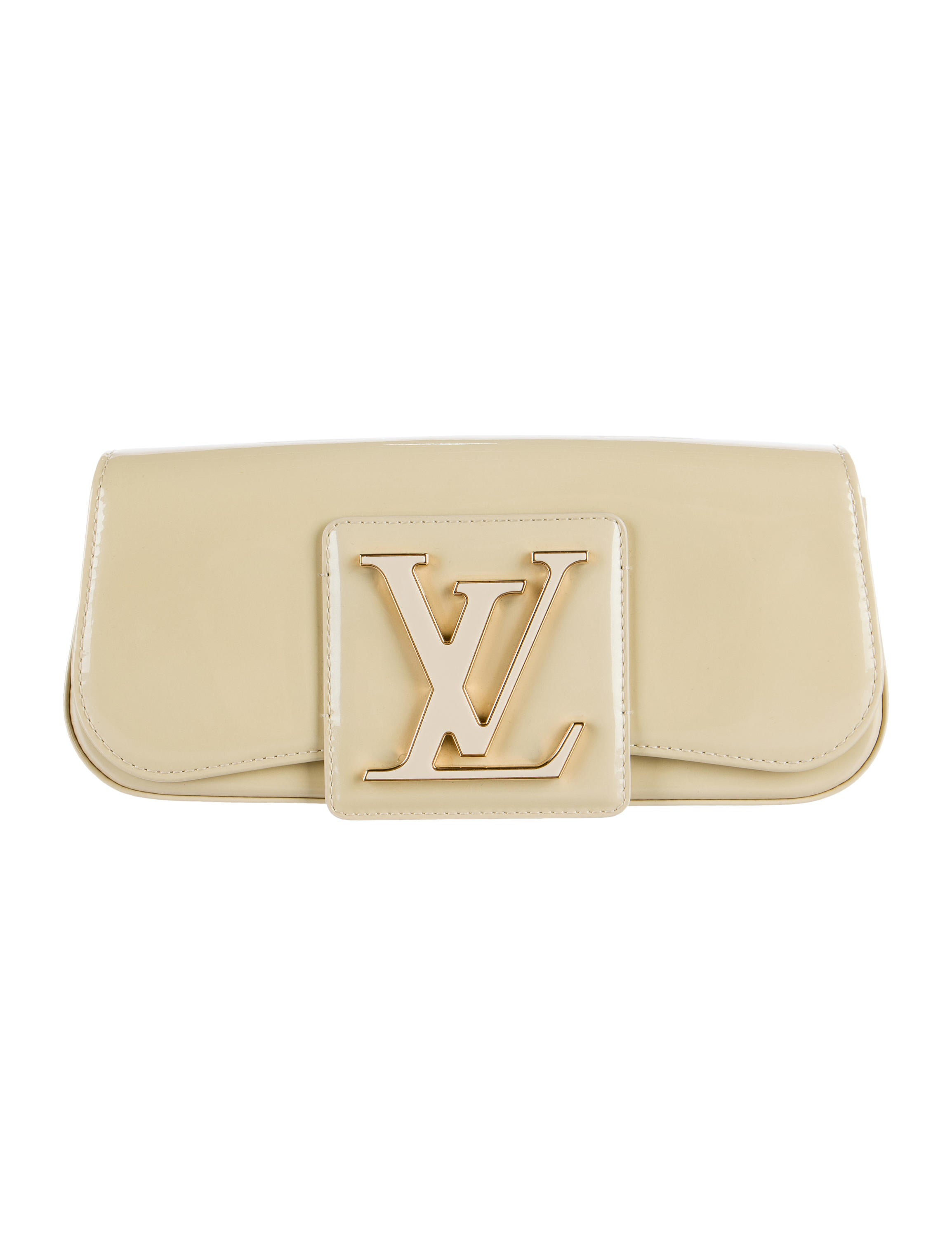 43f794b38a Louis Vuitton Vernis Sobe Clutch - Handbags - LOU117964 | The RealReal