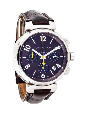 Louis Vuitton Tambour Watch None
