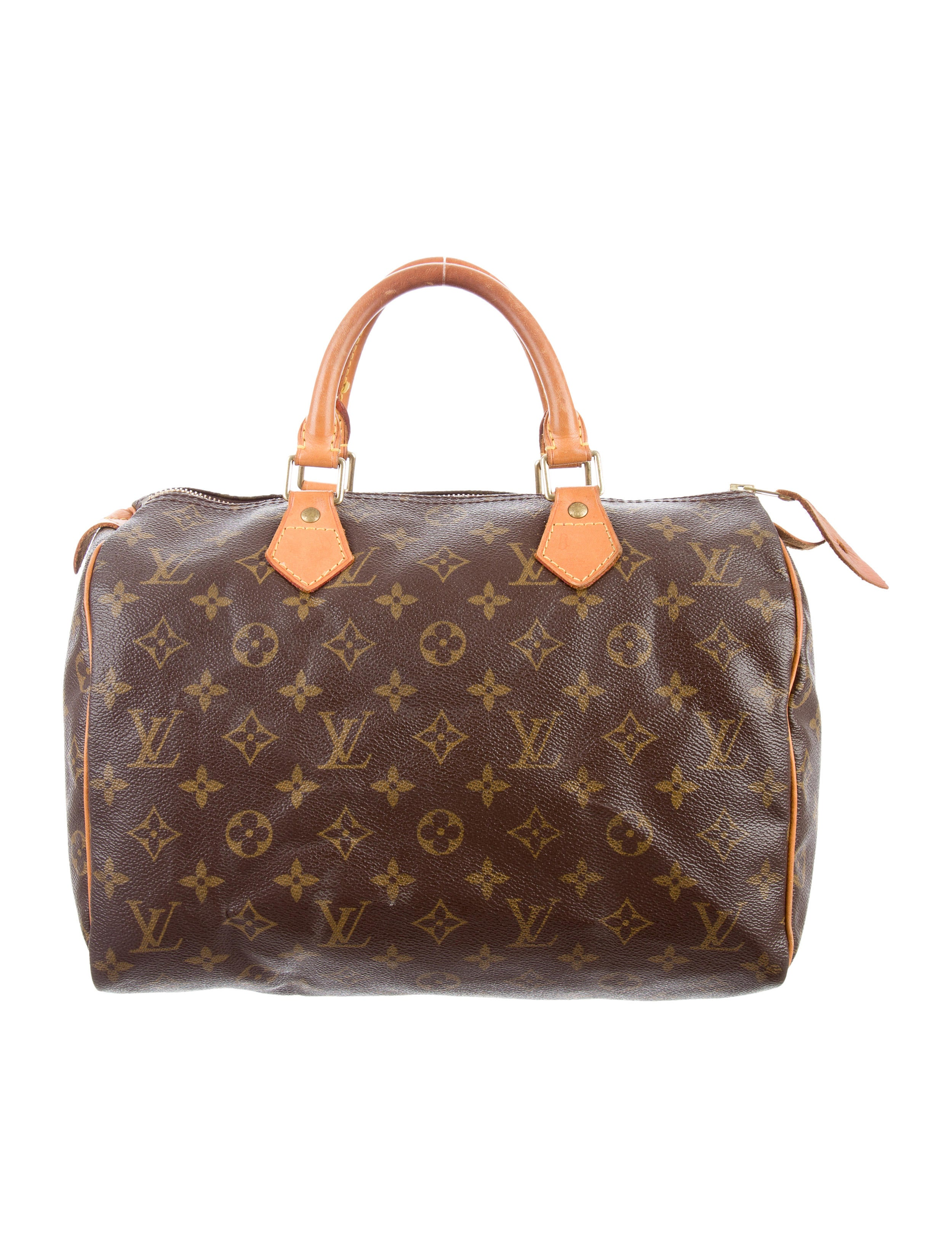 louis vuitton monogram speedy 30 handbags lou119079. Black Bedroom Furniture Sets. Home Design Ideas