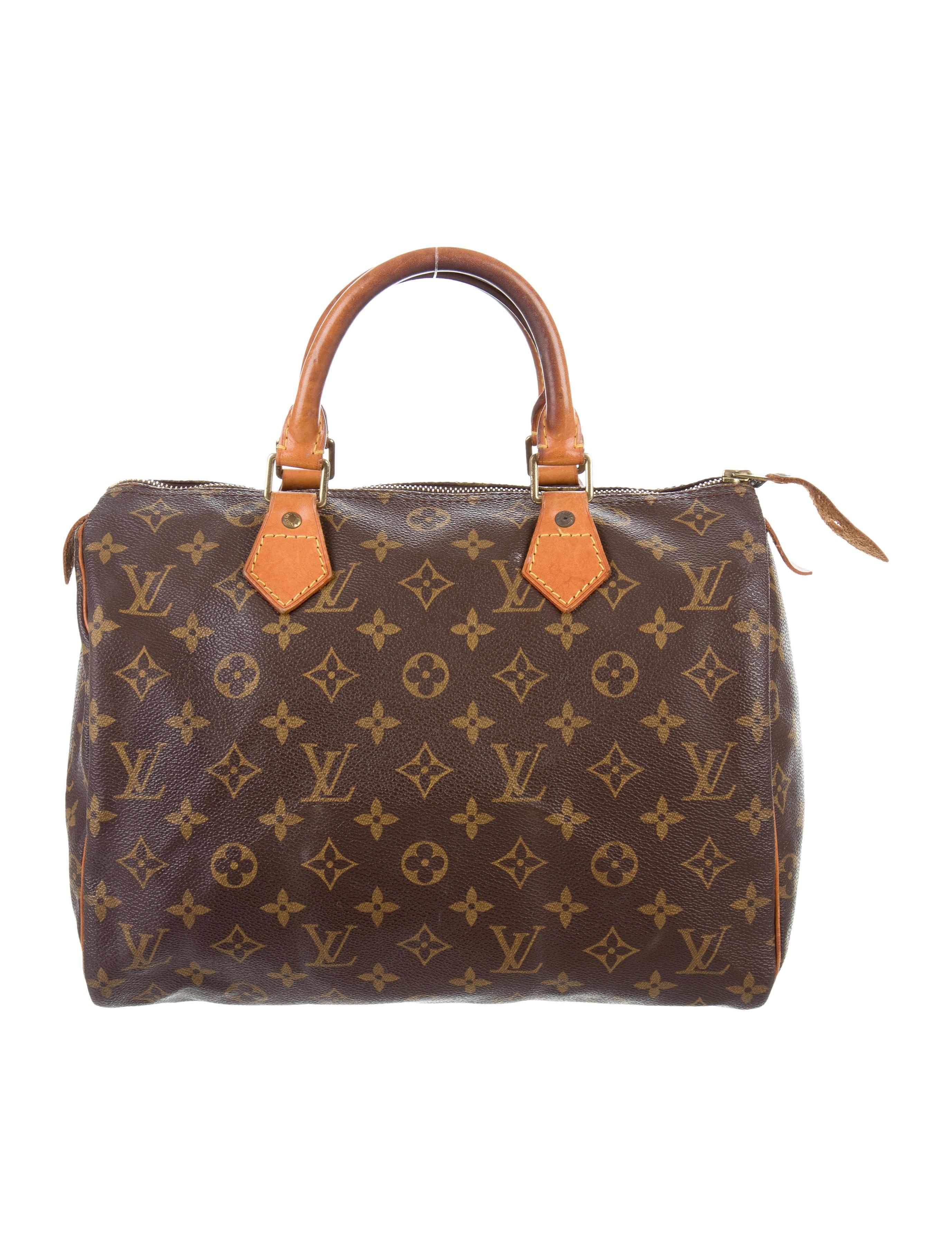 louis vuitton monogram speedy 30 handbags lou119109. Black Bedroom Furniture Sets. Home Design Ideas