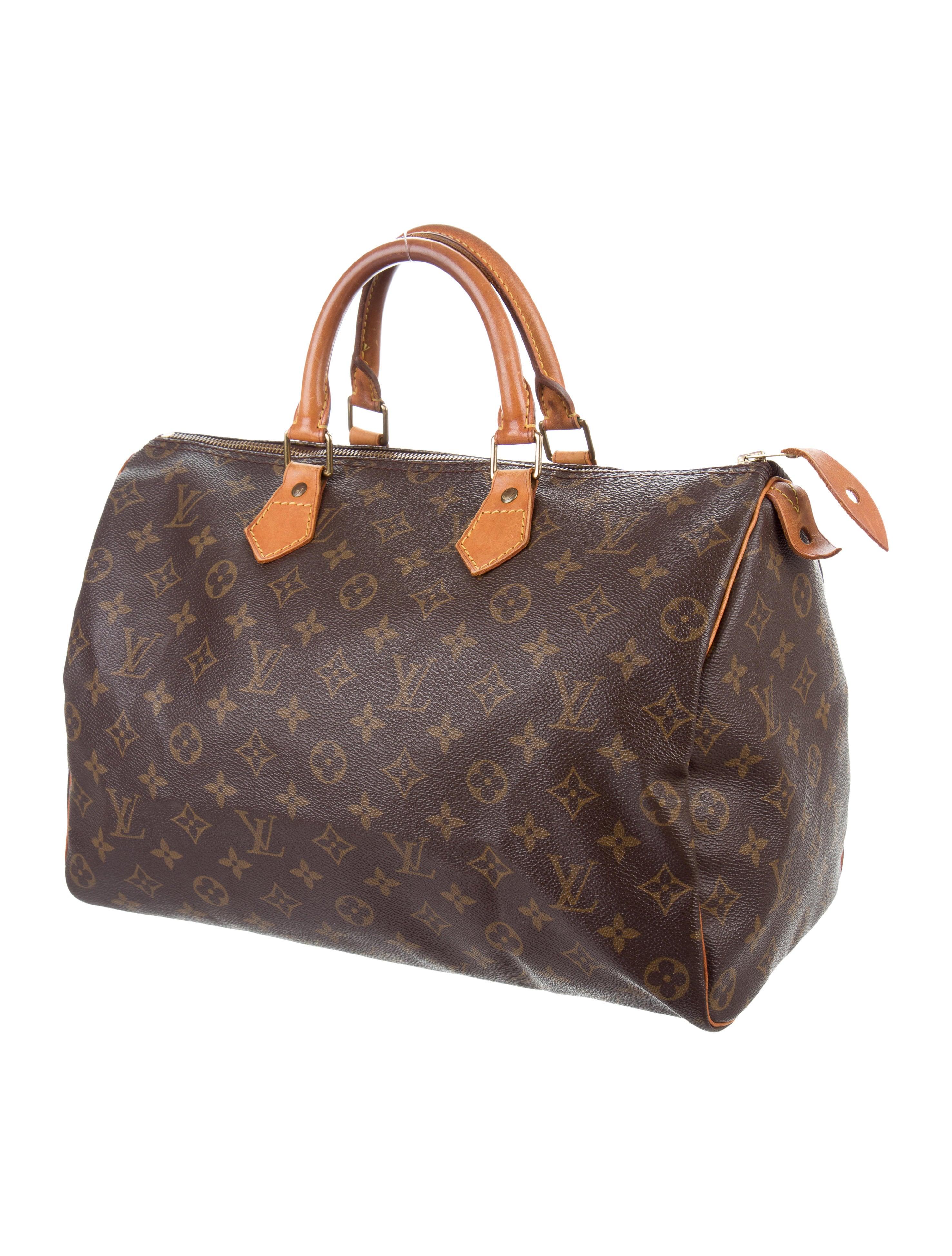 Louis vuitton monogram speedy 35 handbags lou119110 for Louis vuitton miroir speedy 35