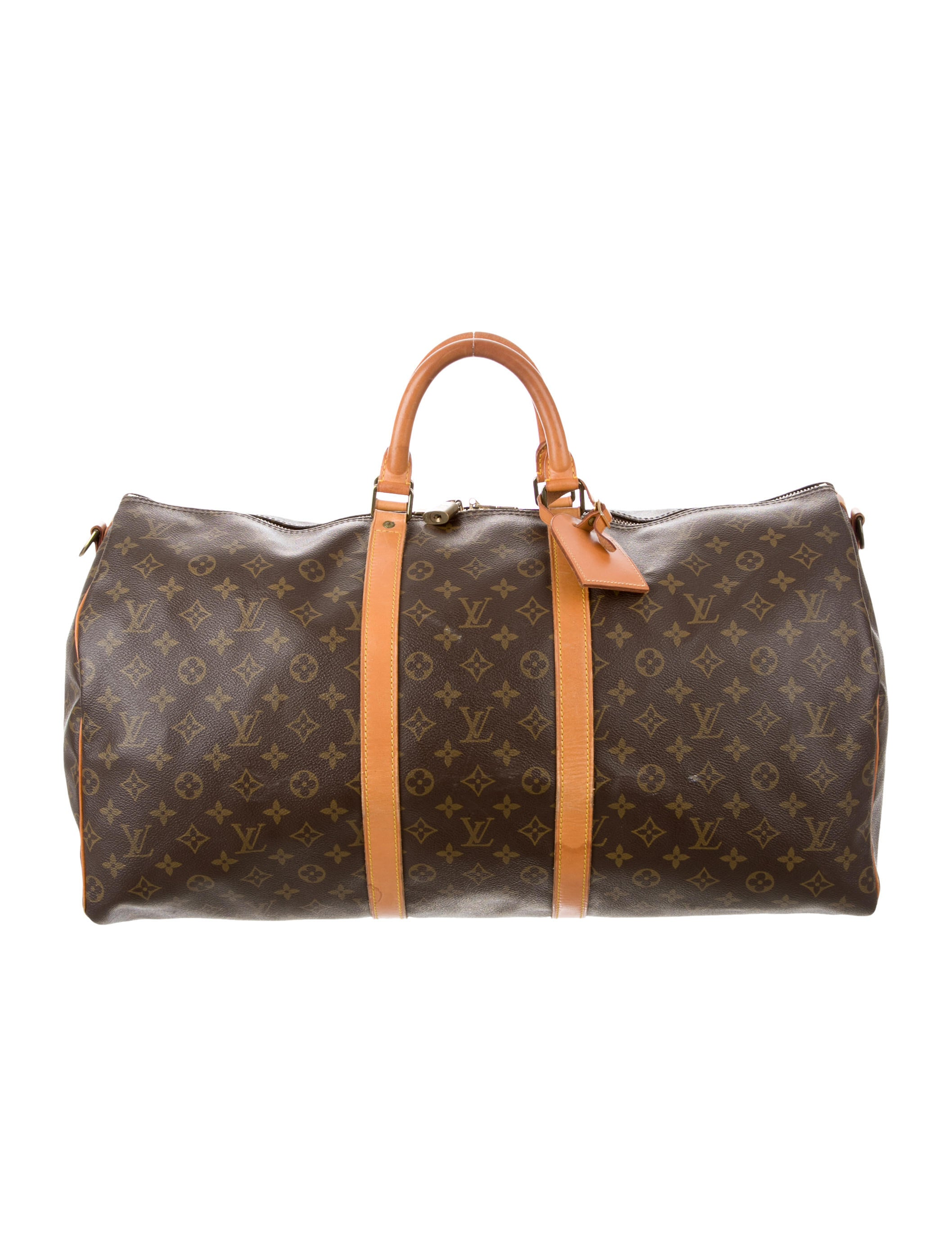 louis vuitton monogram keepall 55 bags lou119274 the. Black Bedroom Furniture Sets. Home Design Ideas