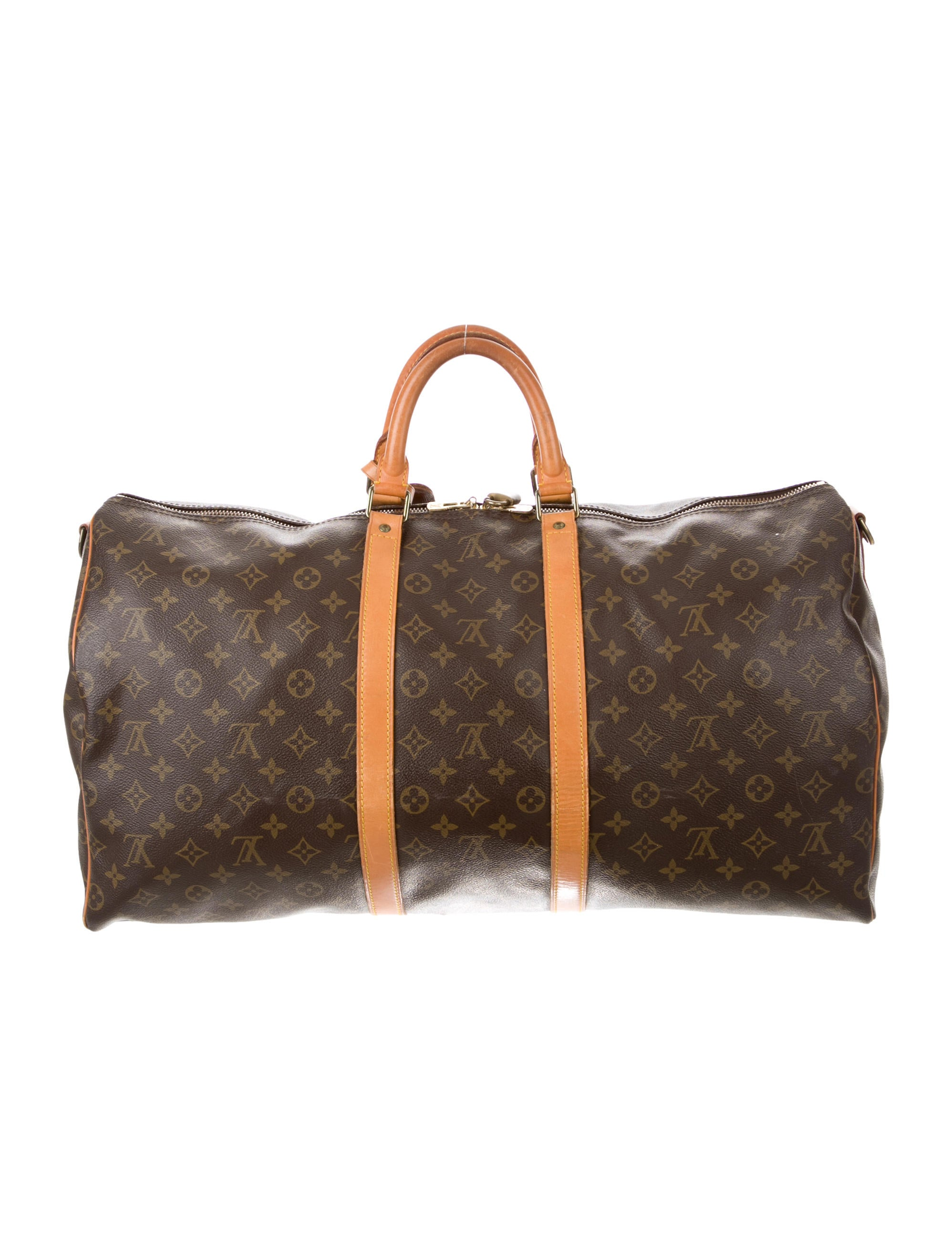 louis vuitton monogram keepall 55 bags lou119349 the. Black Bedroom Furniture Sets. Home Design Ideas