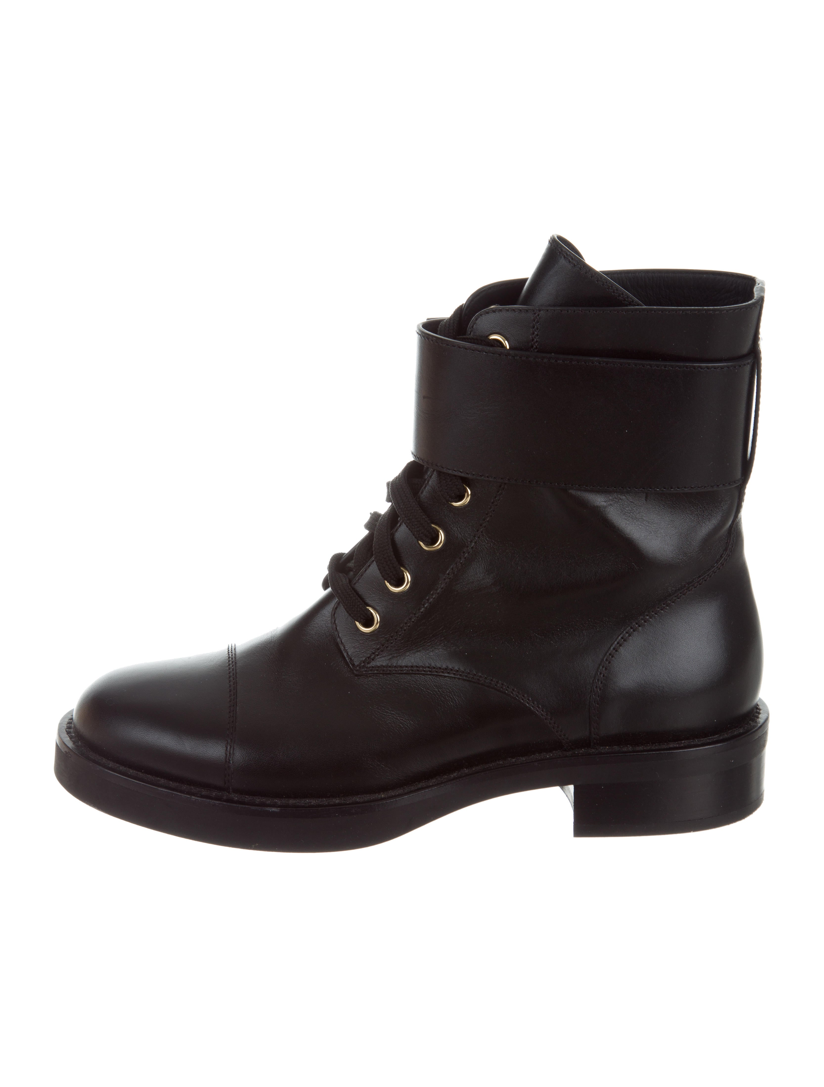 Vetements Black Ranger Boots