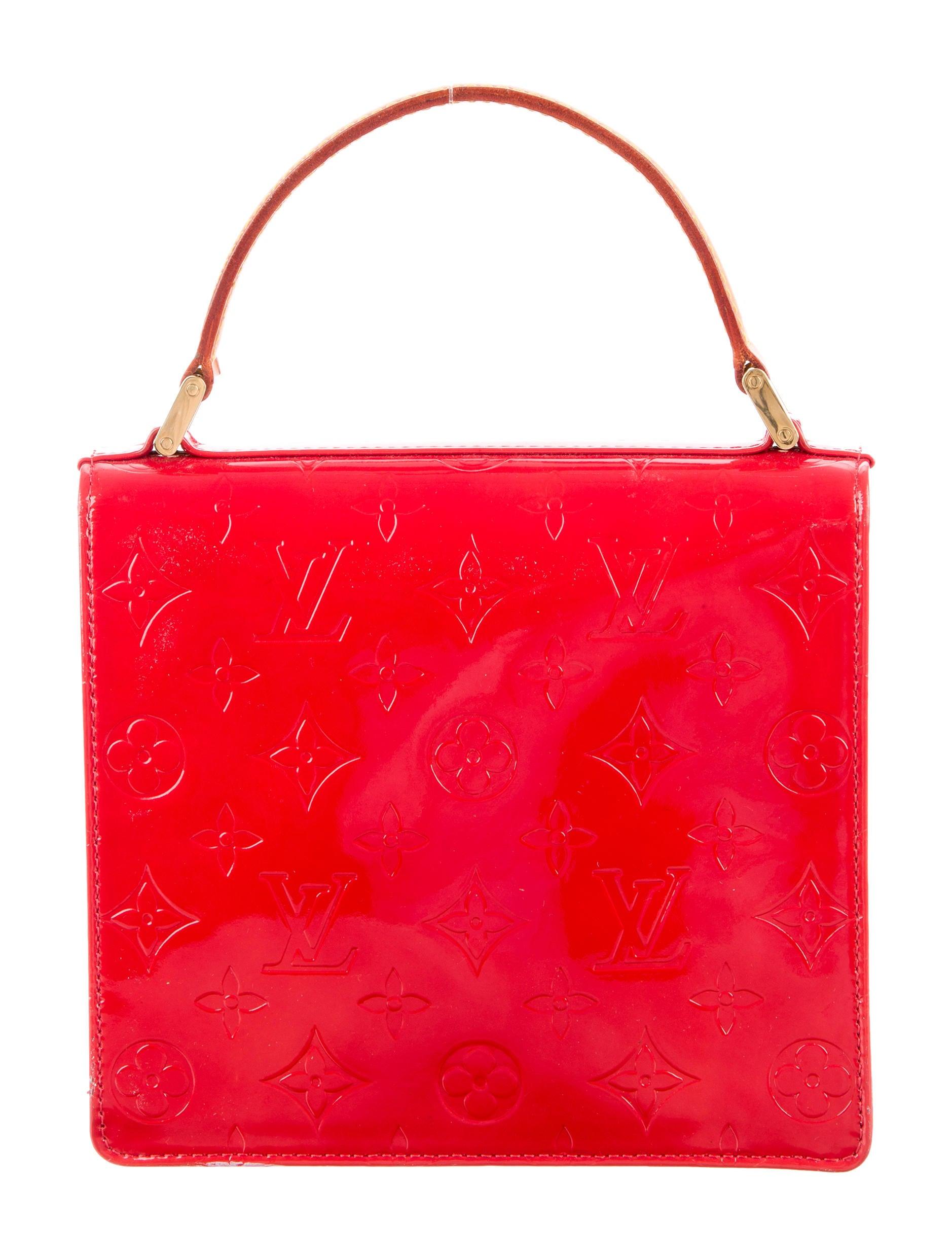Louis Vuitton Vernis Spring Street Bag