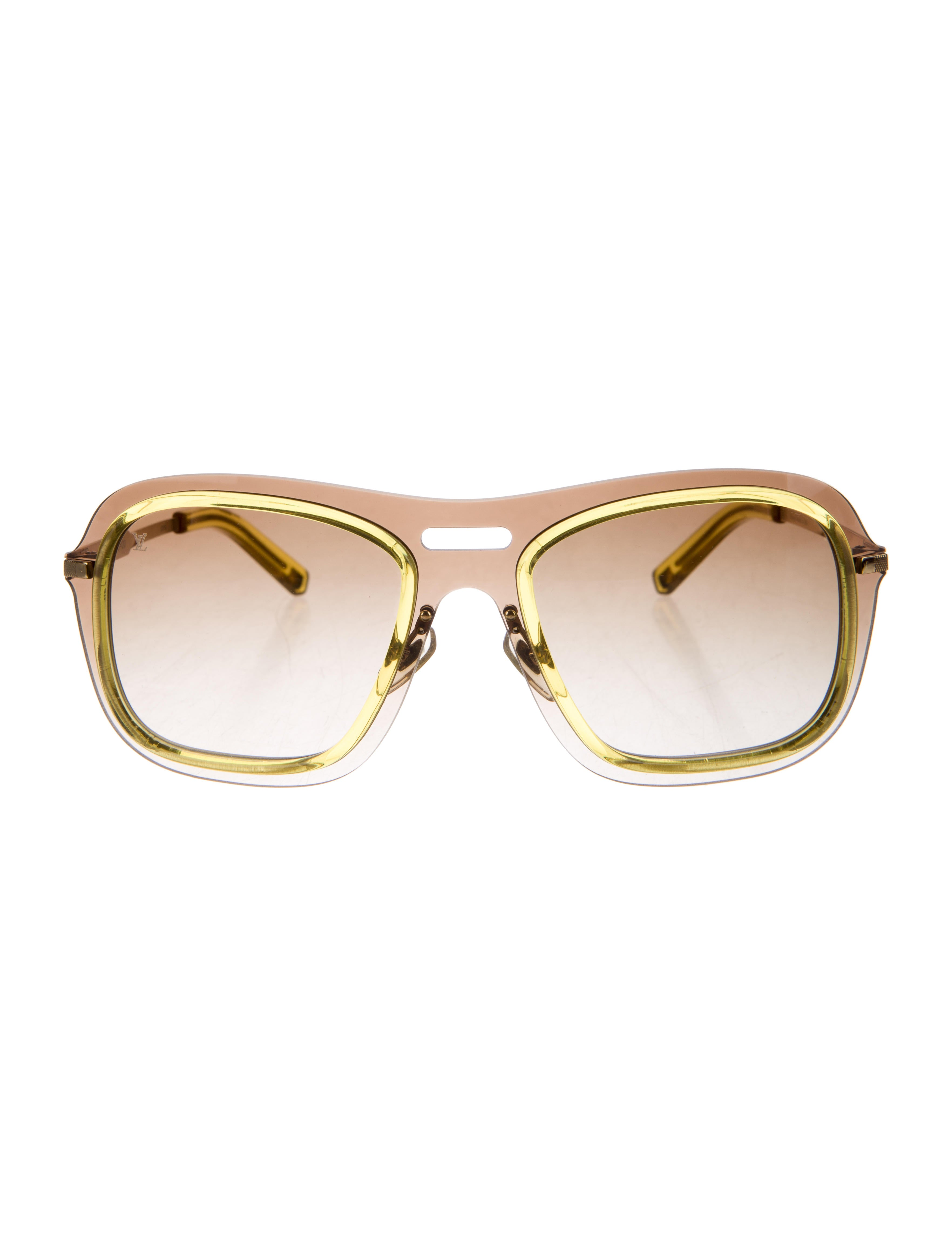 0ce47889d4 Louis Vuitton Gradient Impulsion Sunglasses - Accessories - LOU119901