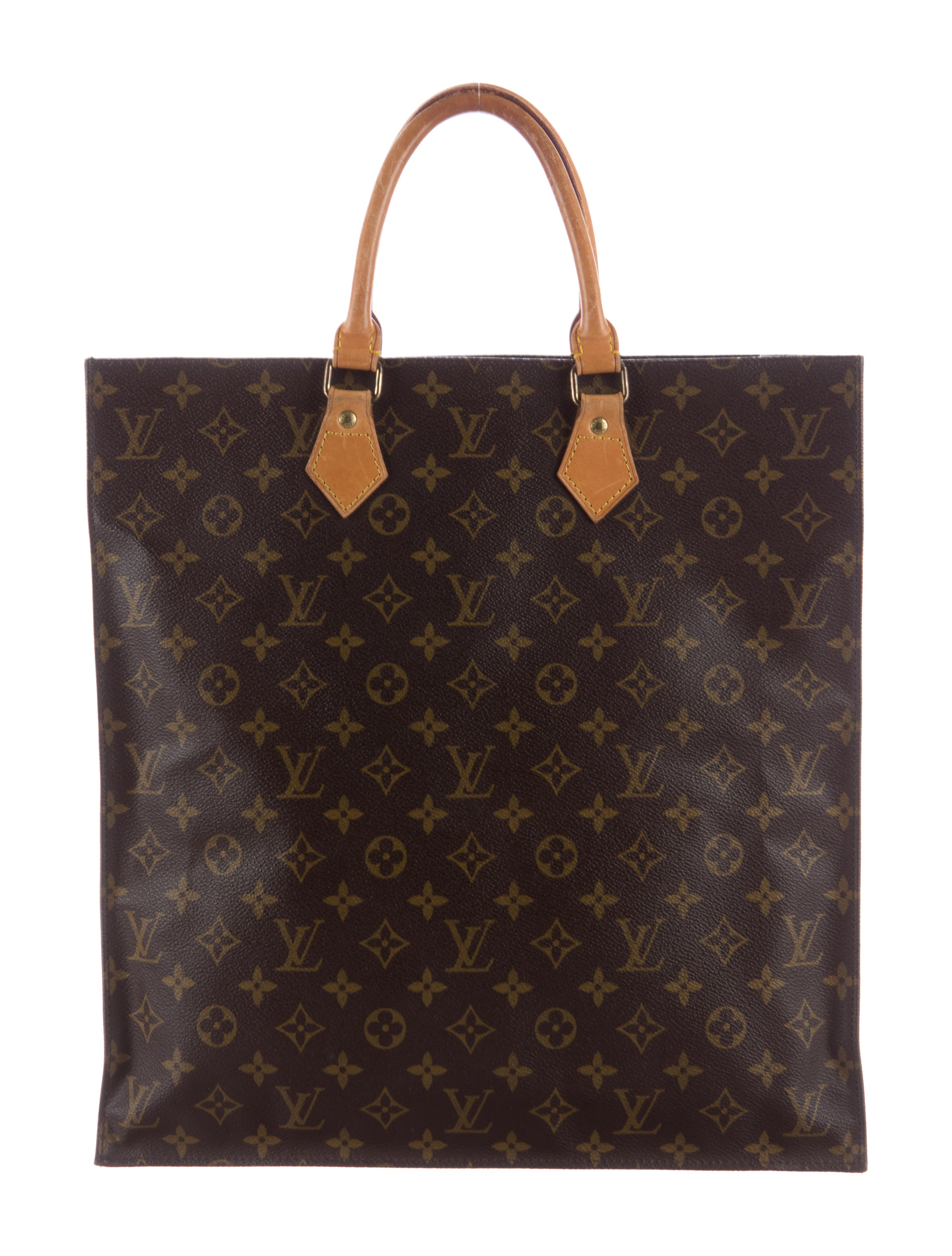 Louis vuitton monogram sac plat bags lou119905 the for Louis vuitton monogram miroir sac plat