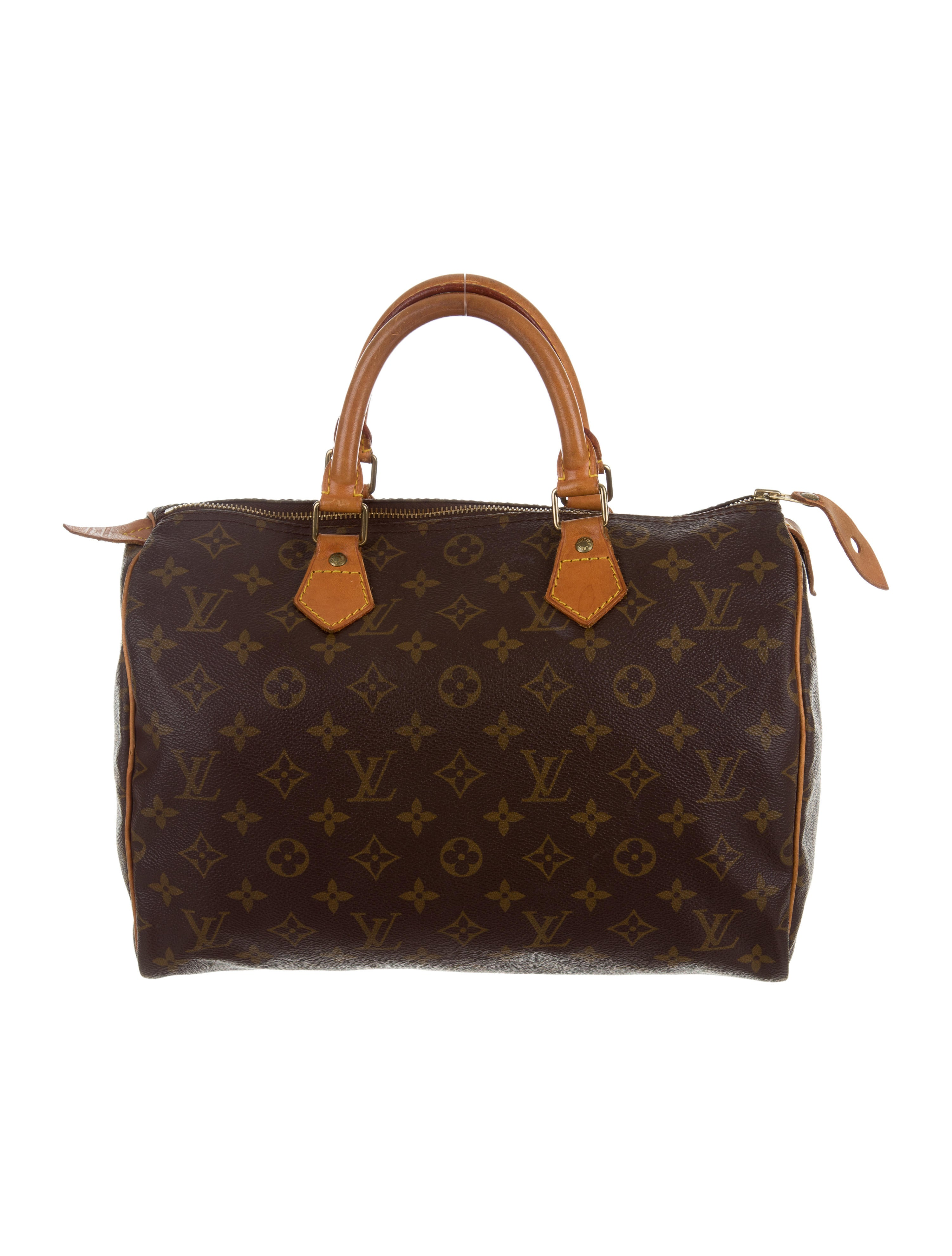 Louis vuitton monogram speedy 30 handbags lou119990 for Louis vuitton miroir speedy 30