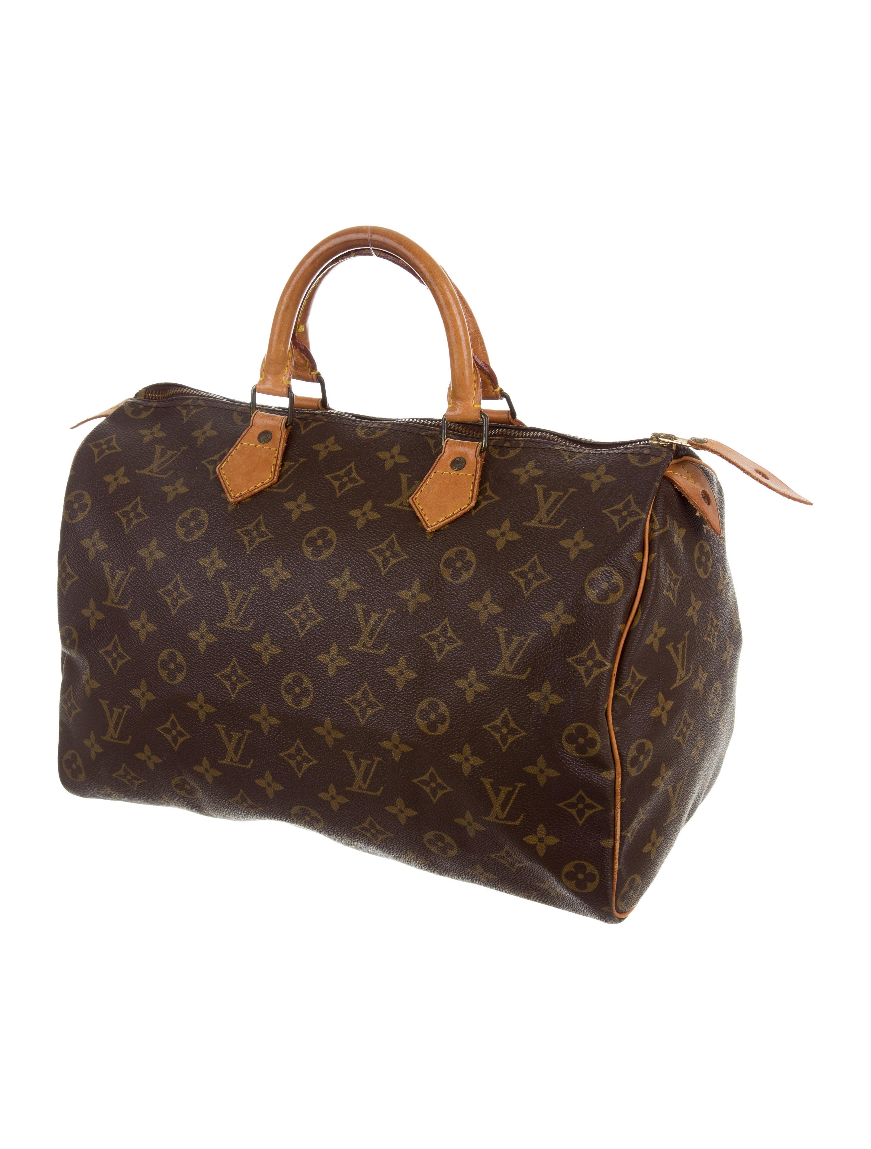 Louis vuitton monogram speedy 35 handbags lou119996 for Louis vuitton miroir speedy 35