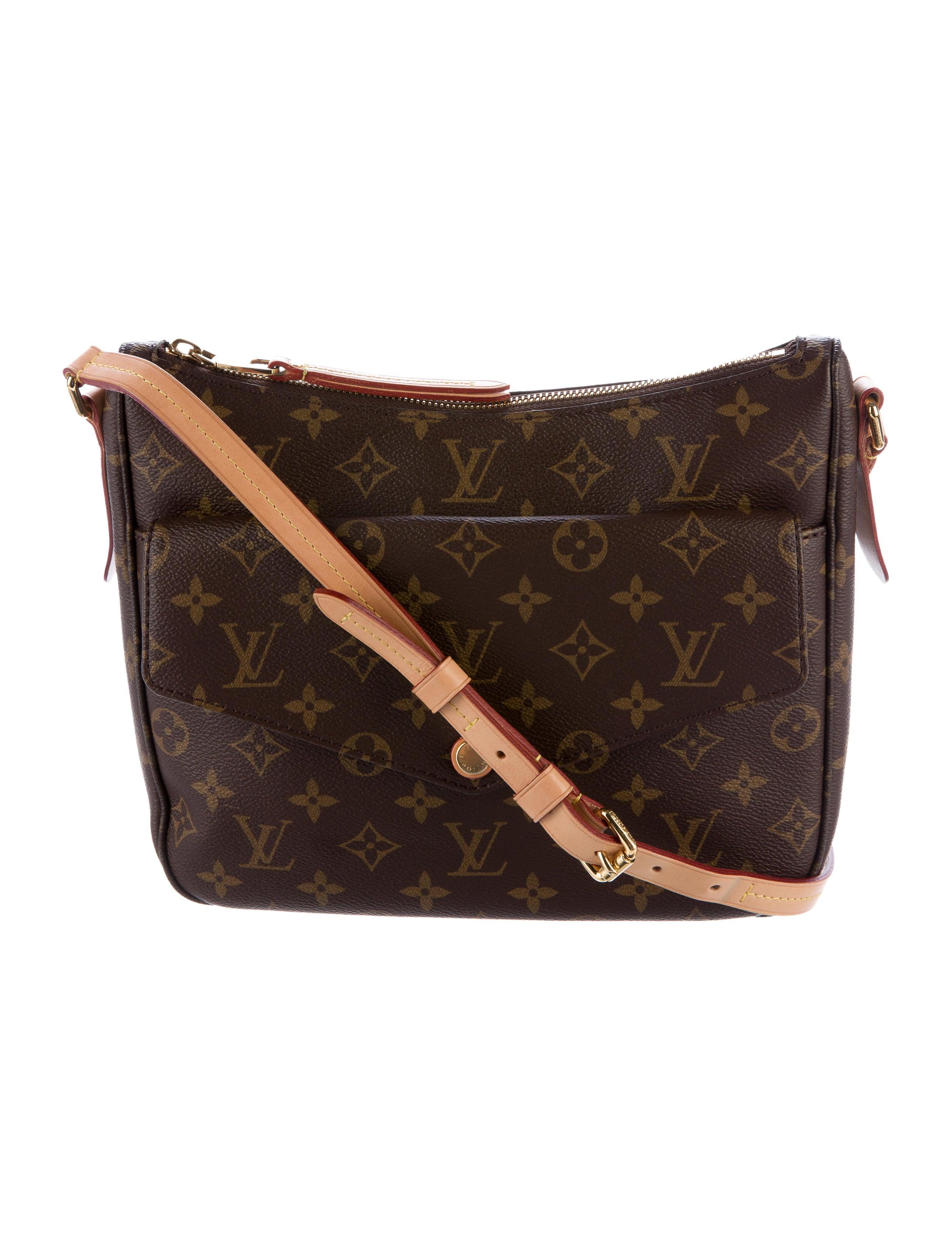 Louis Vuitton 2017 Monogram Mabillon Bag Handbags