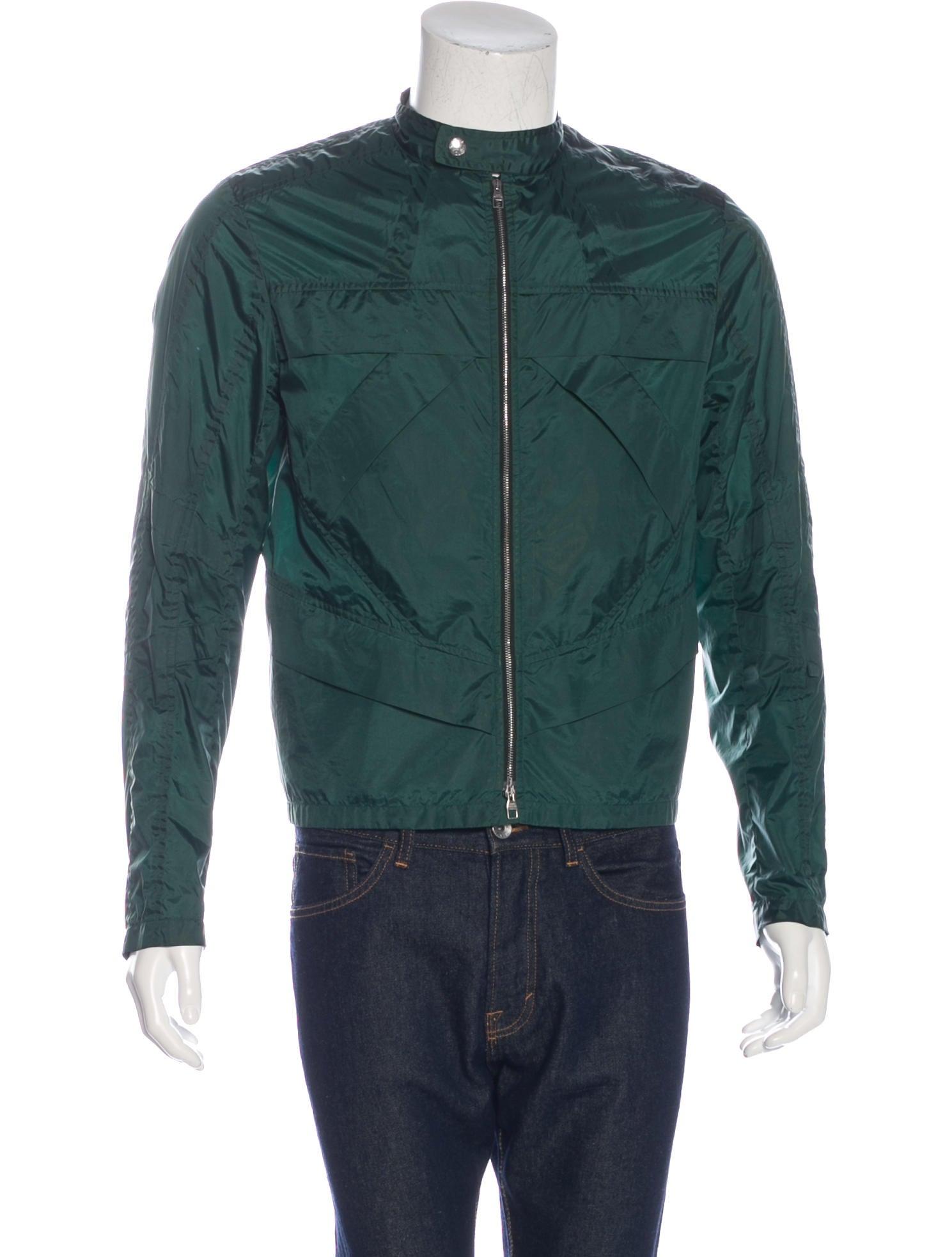 louis vuitton nylon windbreaker jacket clothing. Black Bedroom Furniture Sets. Home Design Ideas