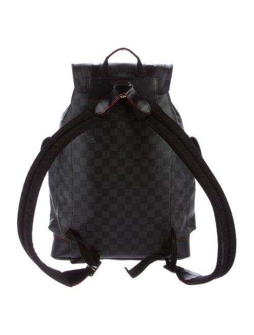16abd476 Louis Vuitton Damier Graphite Christopher PM - Bags - LOU120336 ...