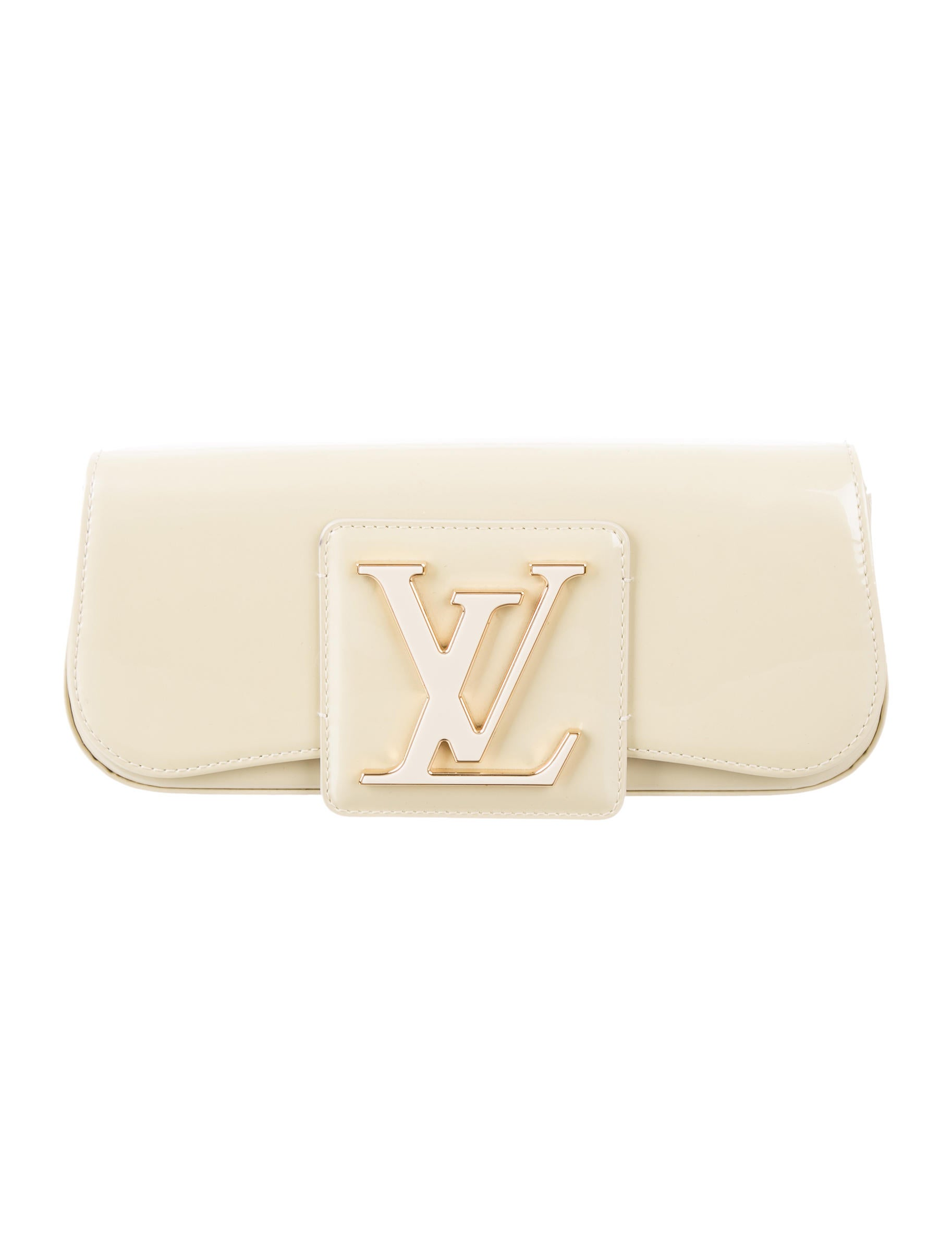 28b7f6ceea Louis Vuitton Vernis Sobe Clutch - Handbags - LOU120427 | The RealReal