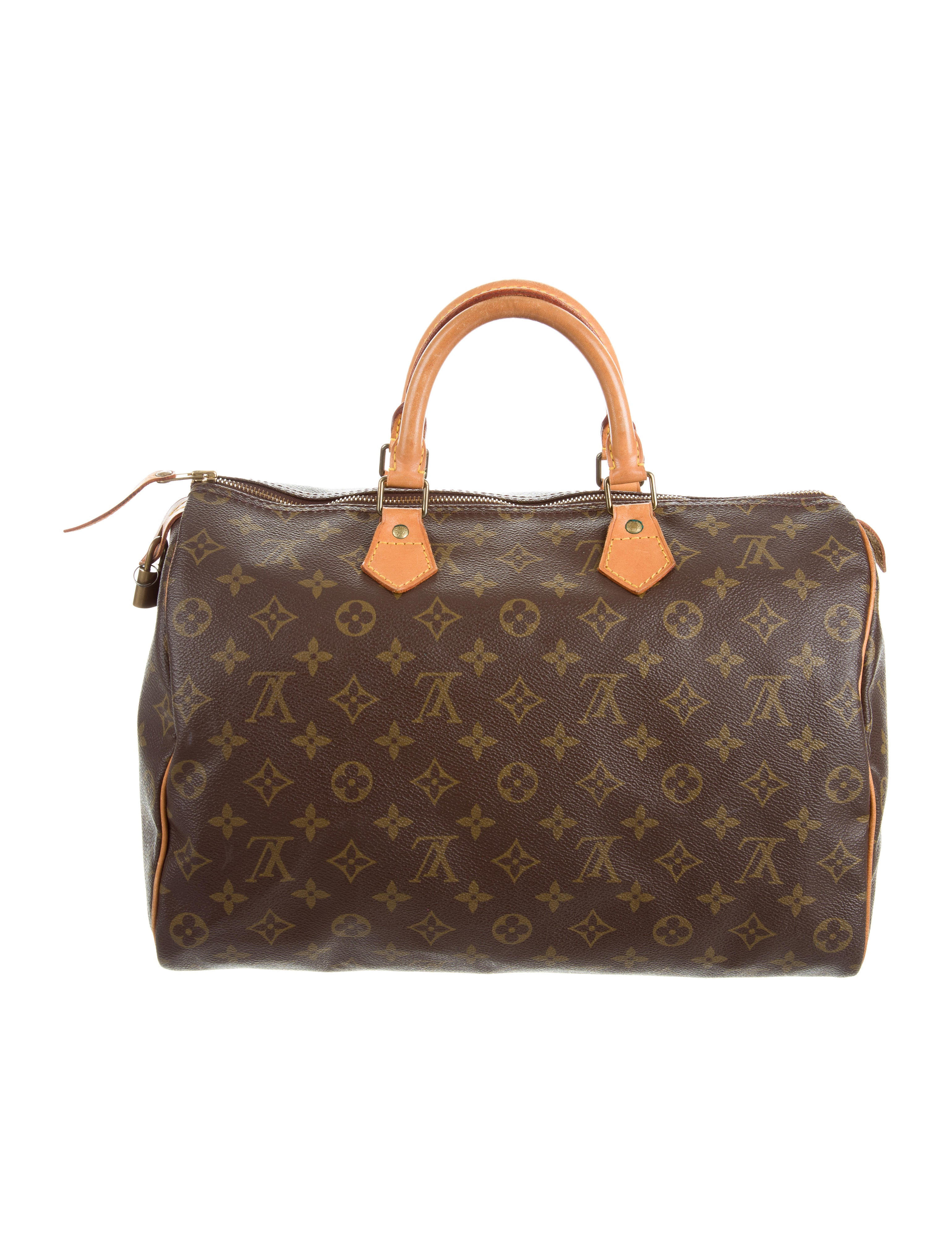 Louis vuitton monogram speedy 35 handbags lou120900 for Louis vuitton miroir speedy 35