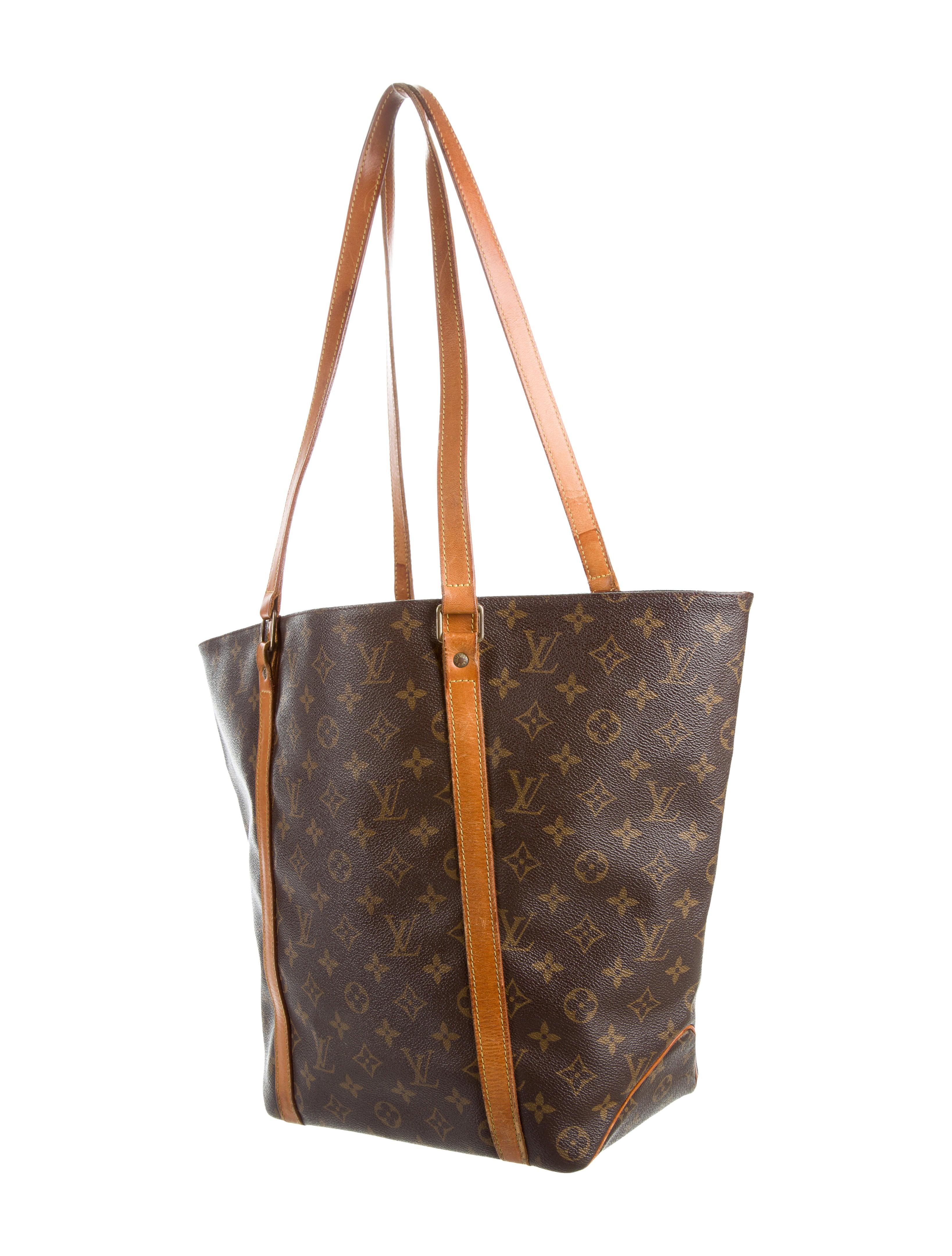 Sac Louis Vuitton Matelassé : Louis vuitton monogram sac ping tote handbags