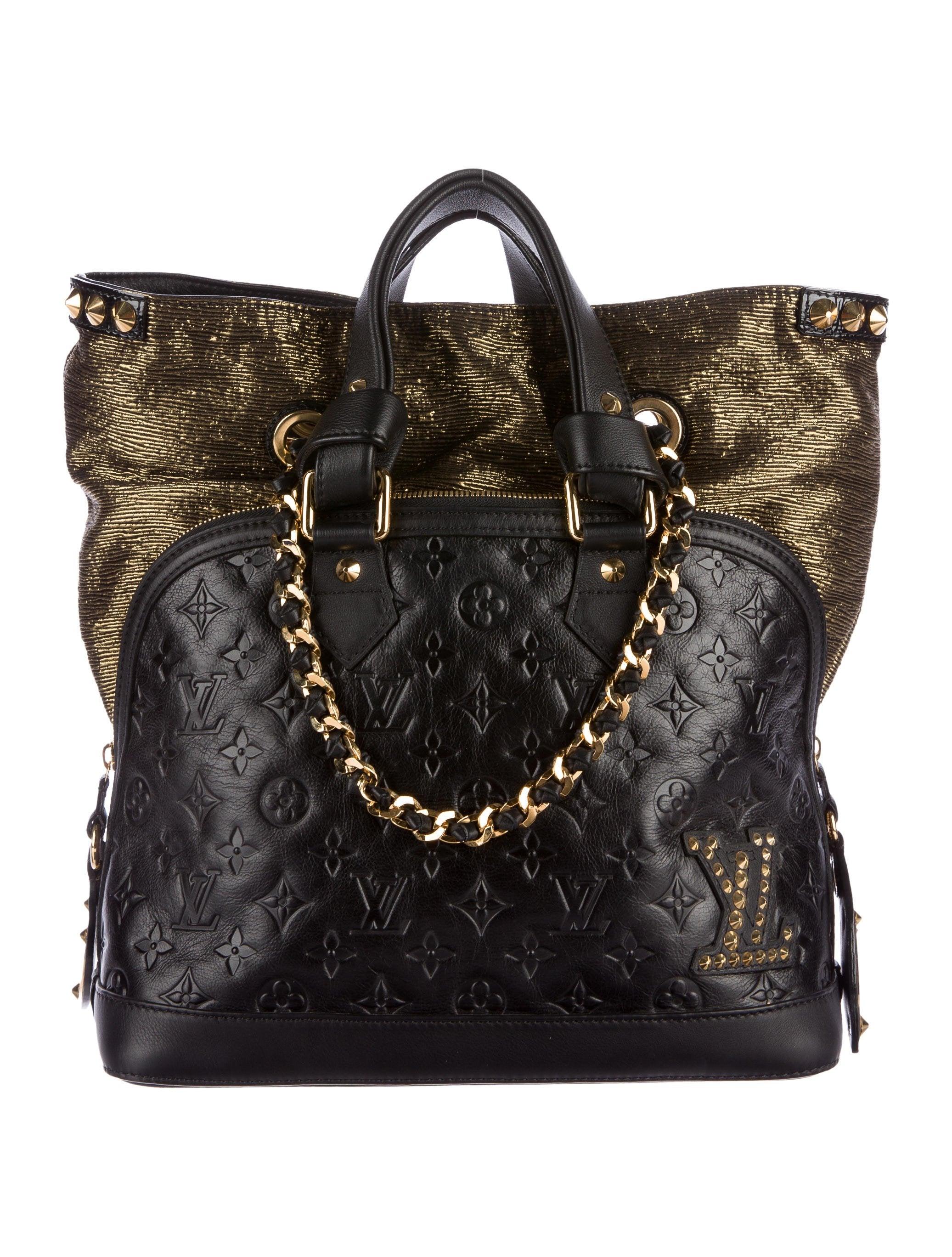 Louis vuitton double jeu neo alma bag handbags for Louis vuitton miroir alma bag price