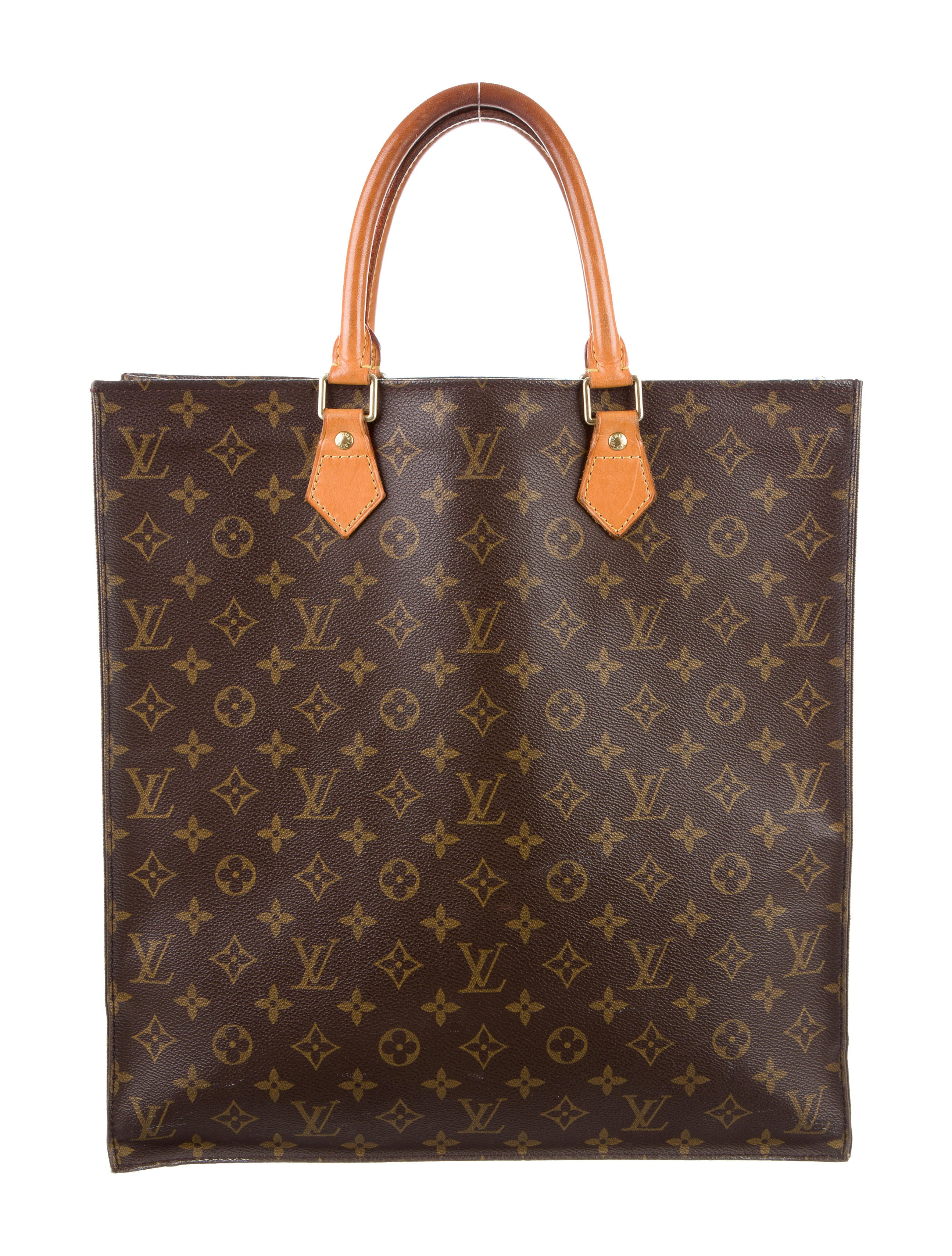 Louis vuitton monogram sac plat handbags lou121387 for Louis vuitton monogram miroir sac plat