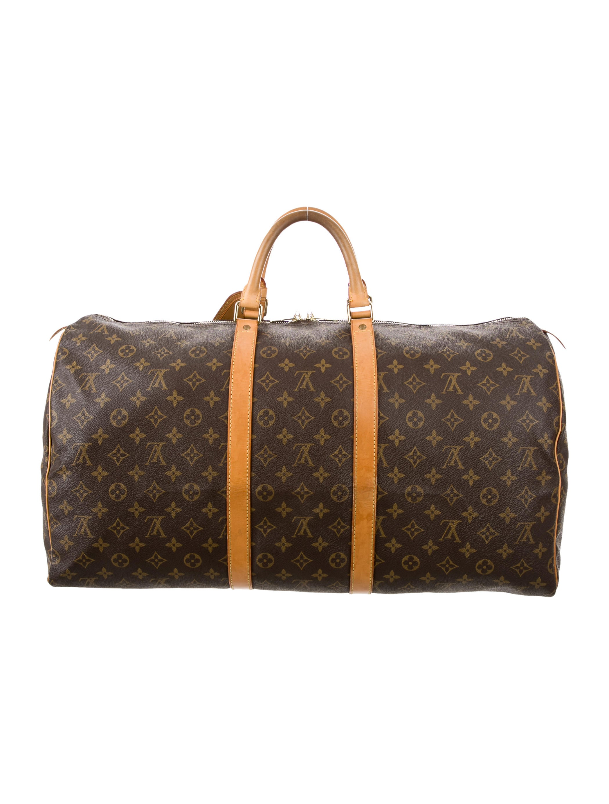 louis vuitton monogram keepall 55 bags lou121577 the. Black Bedroom Furniture Sets. Home Design Ideas