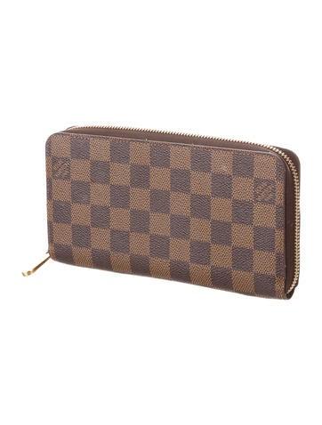 Louis Vuitton Damier Zippy Wallet - Accessories ...  Louis