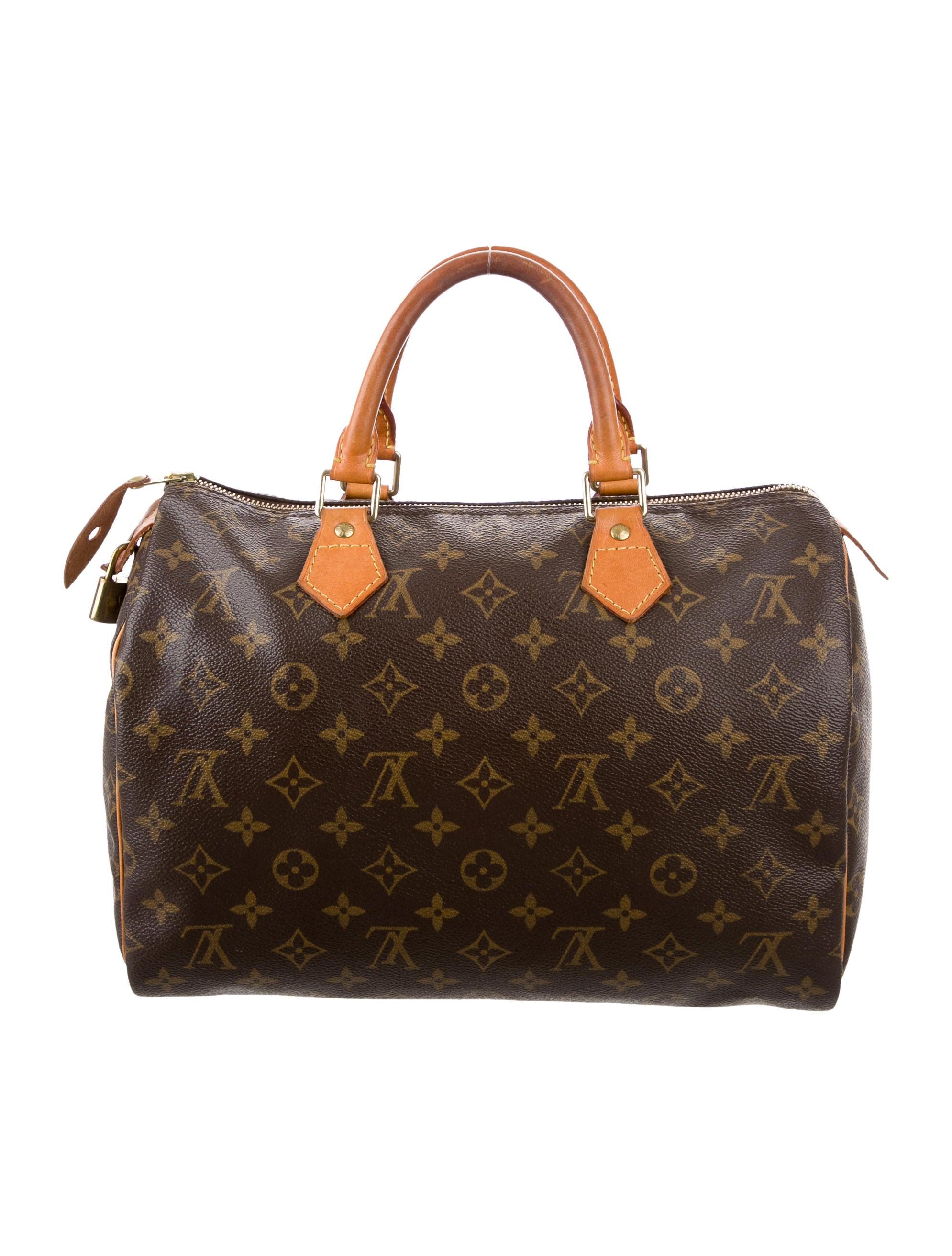 louis vuitton monogram speedy 30 handbags lou121696. Black Bedroom Furniture Sets. Home Design Ideas