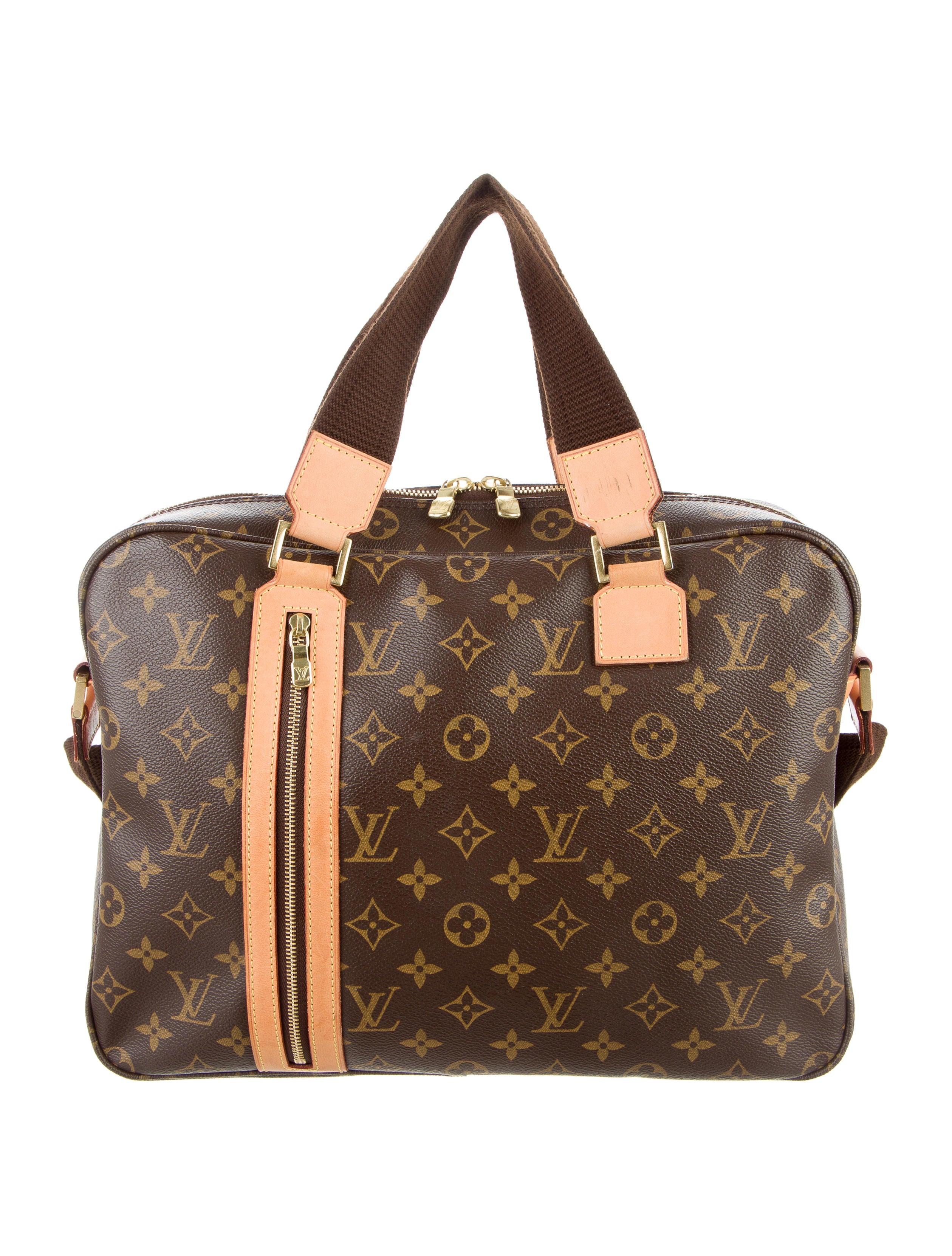 Sac Louis Vuitton Matelassé : Louis vuitton monogram sac bosphore bag handbags
