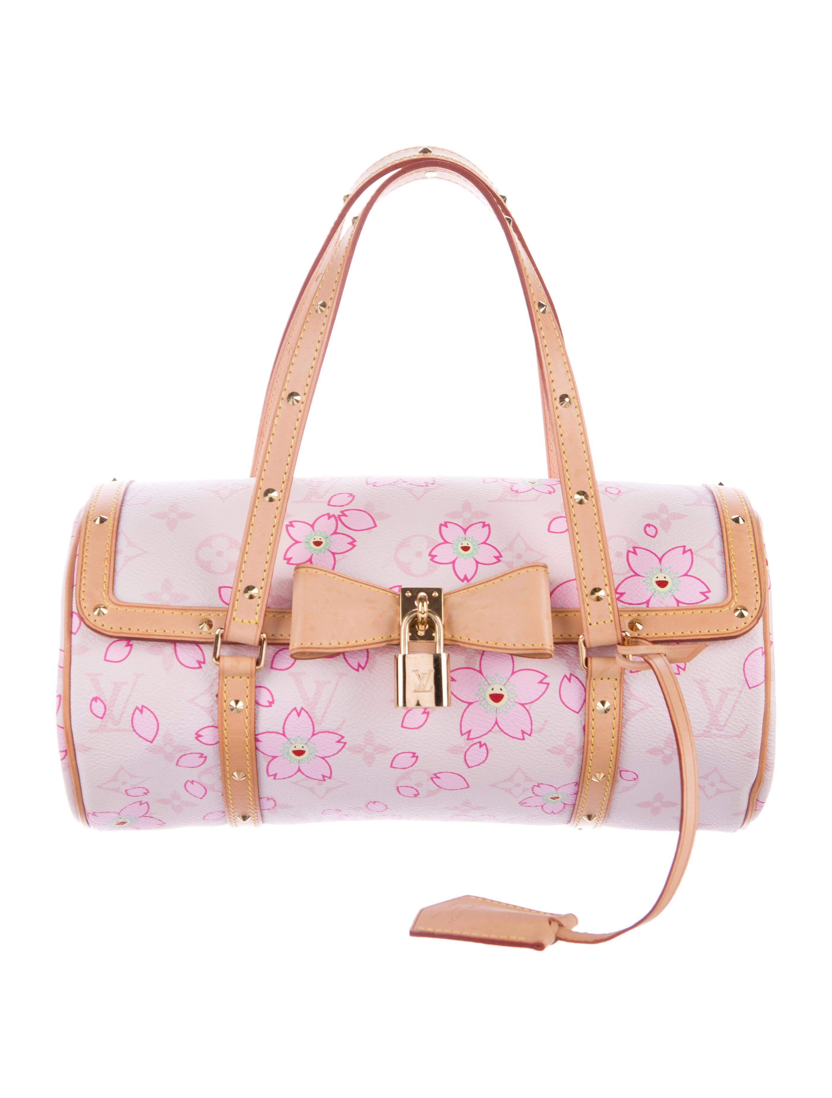 34f8844adb19 Louis Vuitton Cherry Blossom Papillon Replica