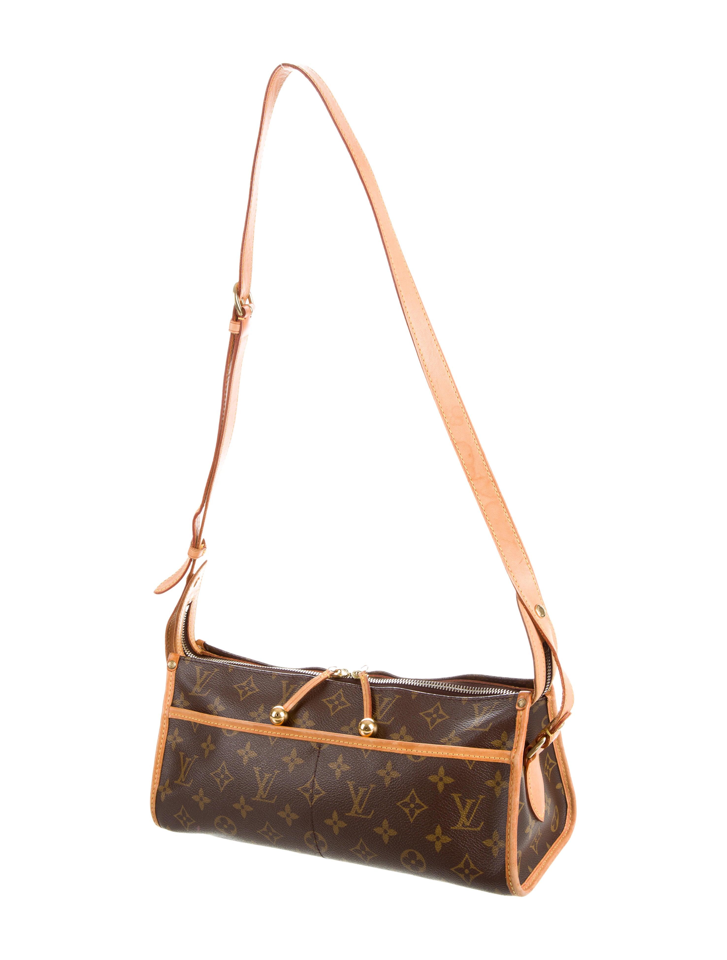 Louis Vuitton Monogram Popincourt Long Bag Handbags