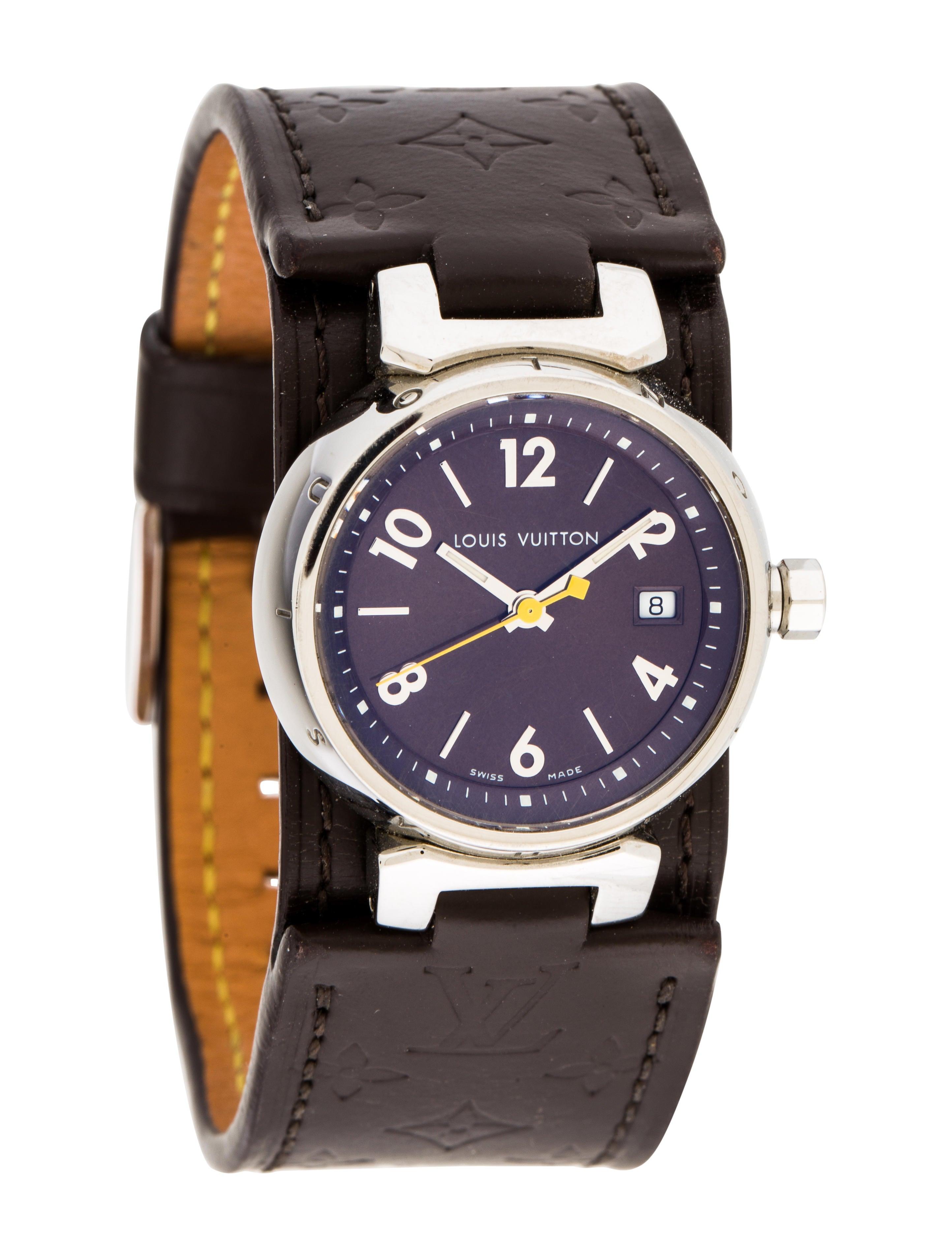 Louis Vuitton Tambour Watch - Strap