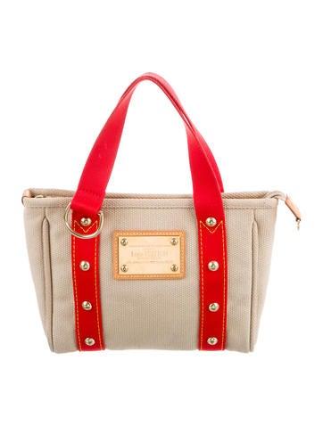 Louis Vuitton Cabas Antigua PM None