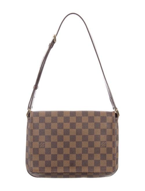 264c2079a454 Louis Vuitton Damier Ebene Musette Tango Bag - Handbags - LOU122779 ...