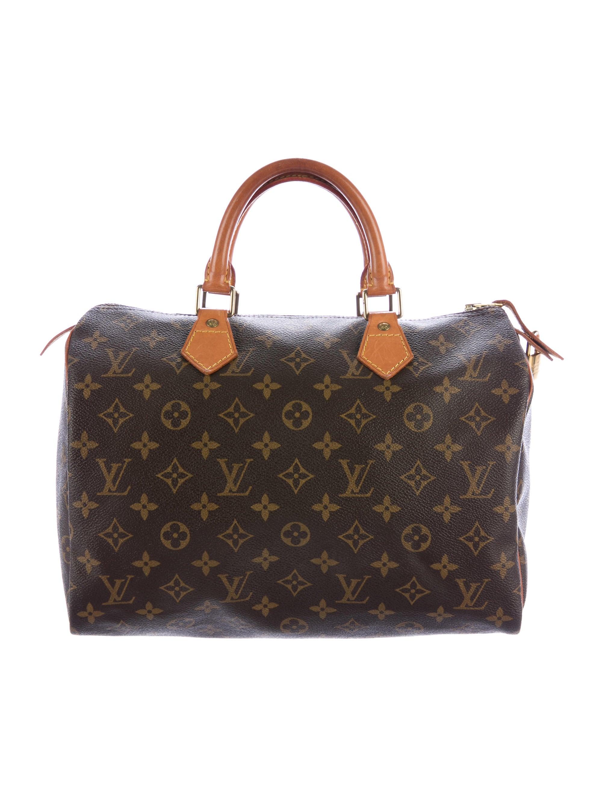 louis vuitton monogram speedy 30 handbags lou122879. Black Bedroom Furniture Sets. Home Design Ideas