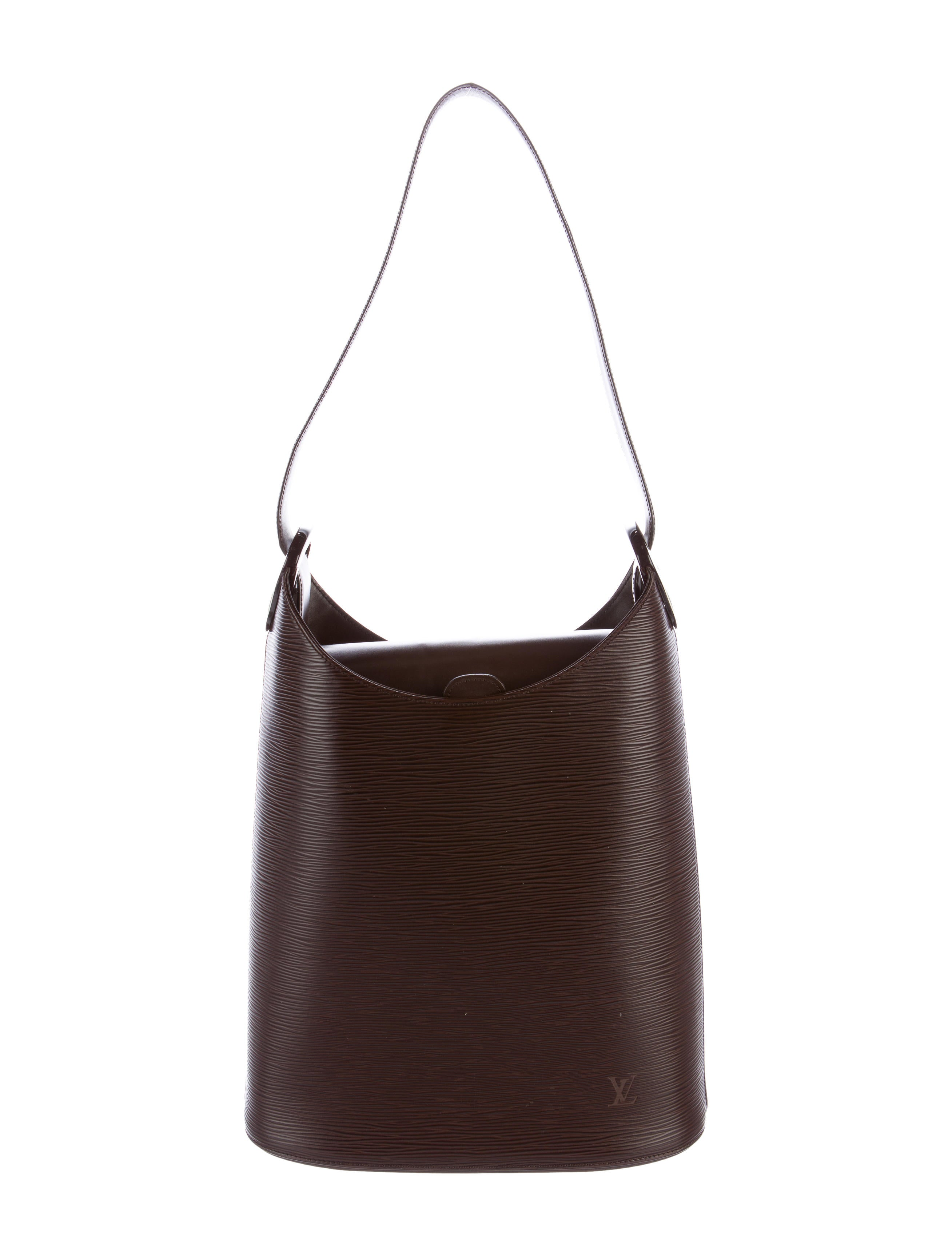 Sac Louis Vuitton Vrai : Louis vuitton epi sac verseau handbags lou the