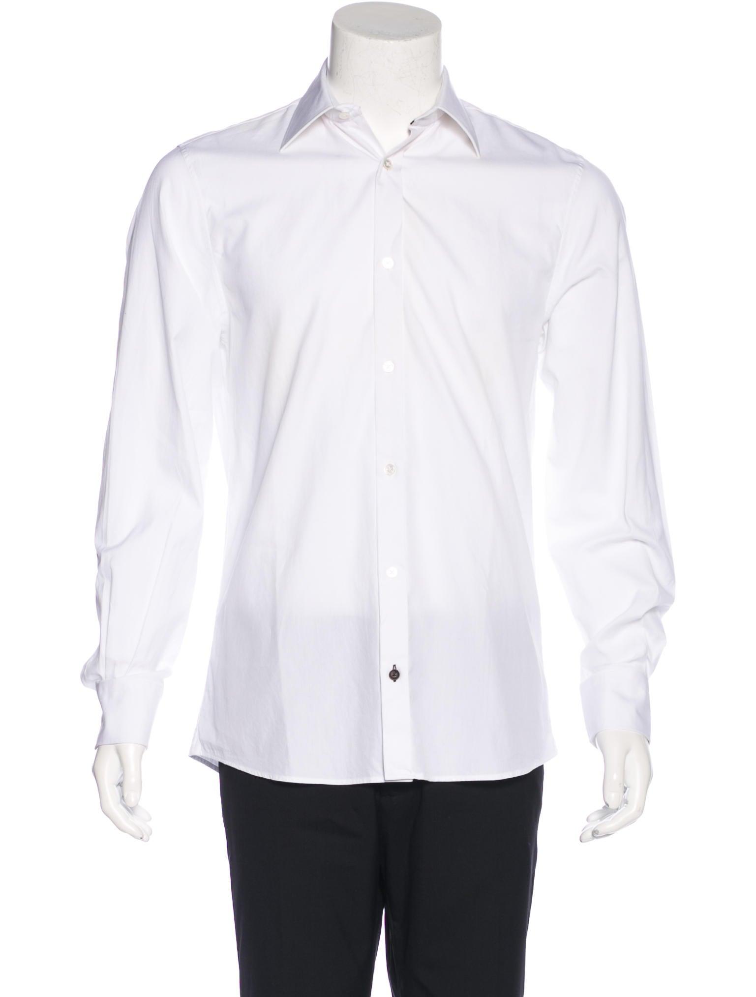 Louis vuitton woven dress shirt w tags clothing Woven t shirt tags