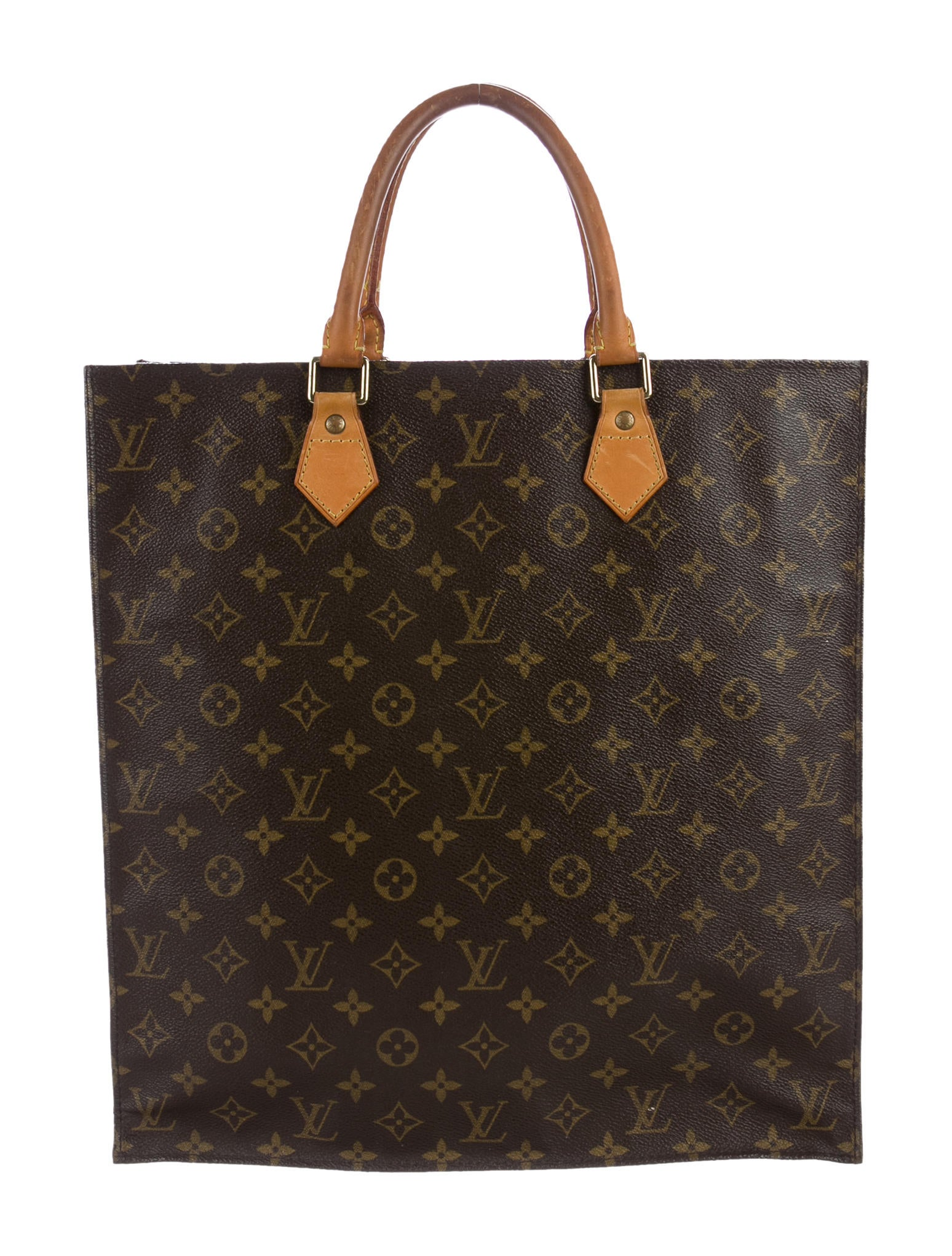 Louis vuitton monogram sac plat bags lou123892 the for Louis vuitton monogram miroir sac plat