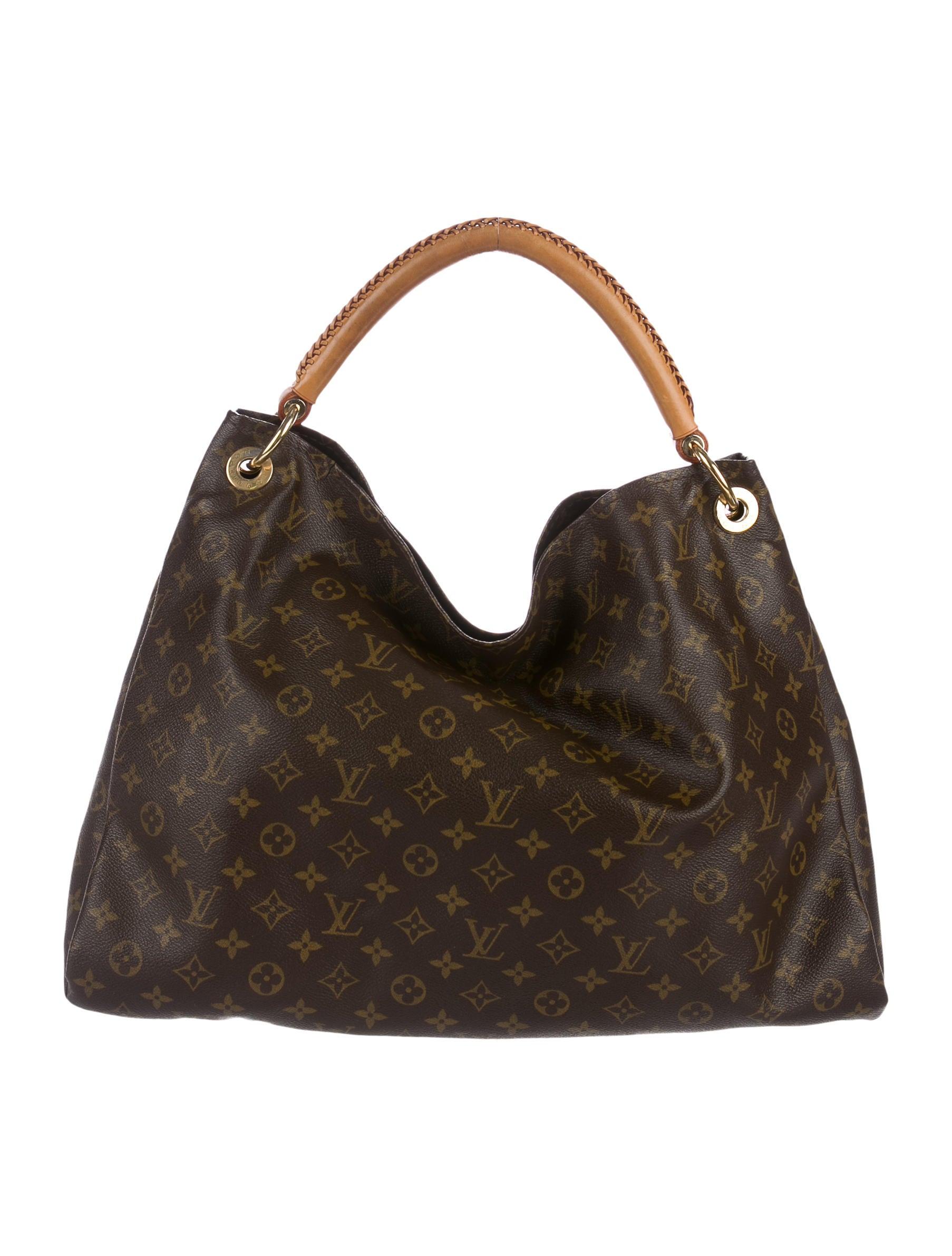 Louis Vuitton Monogram Artsy Gm Handbags Lou123961
