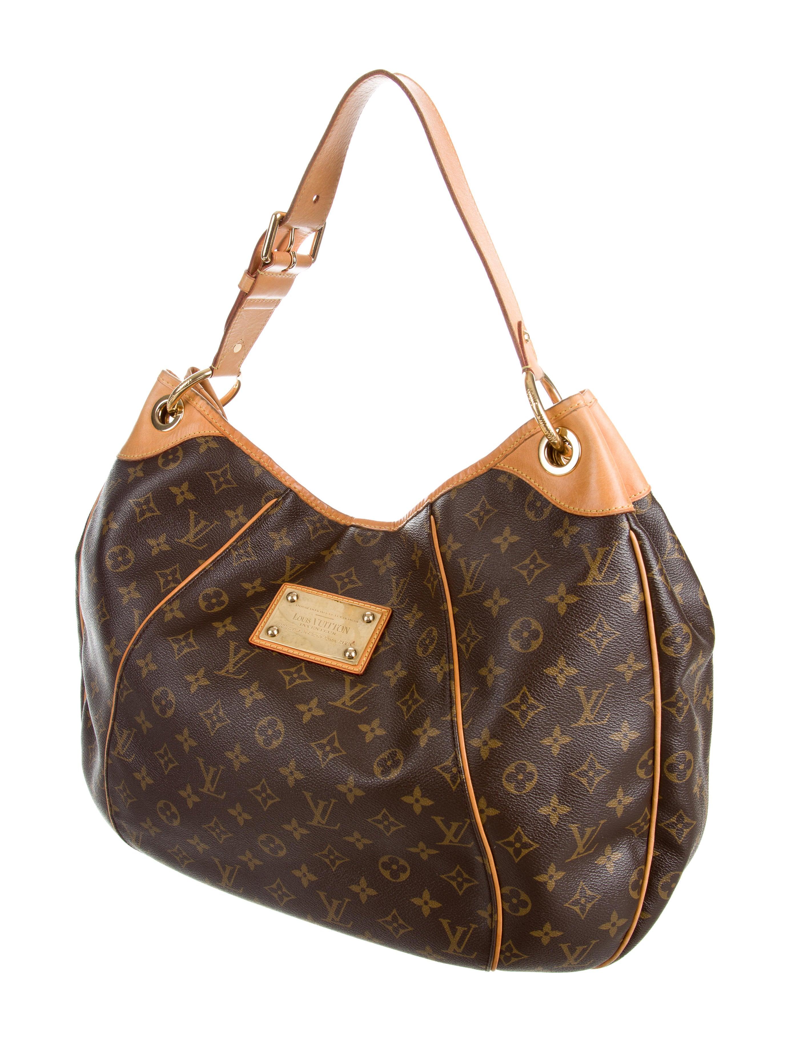 6e95afdb21 Louis Vuitton Monogram Galliera GM - Handbags - LOU124427 | The RealReal