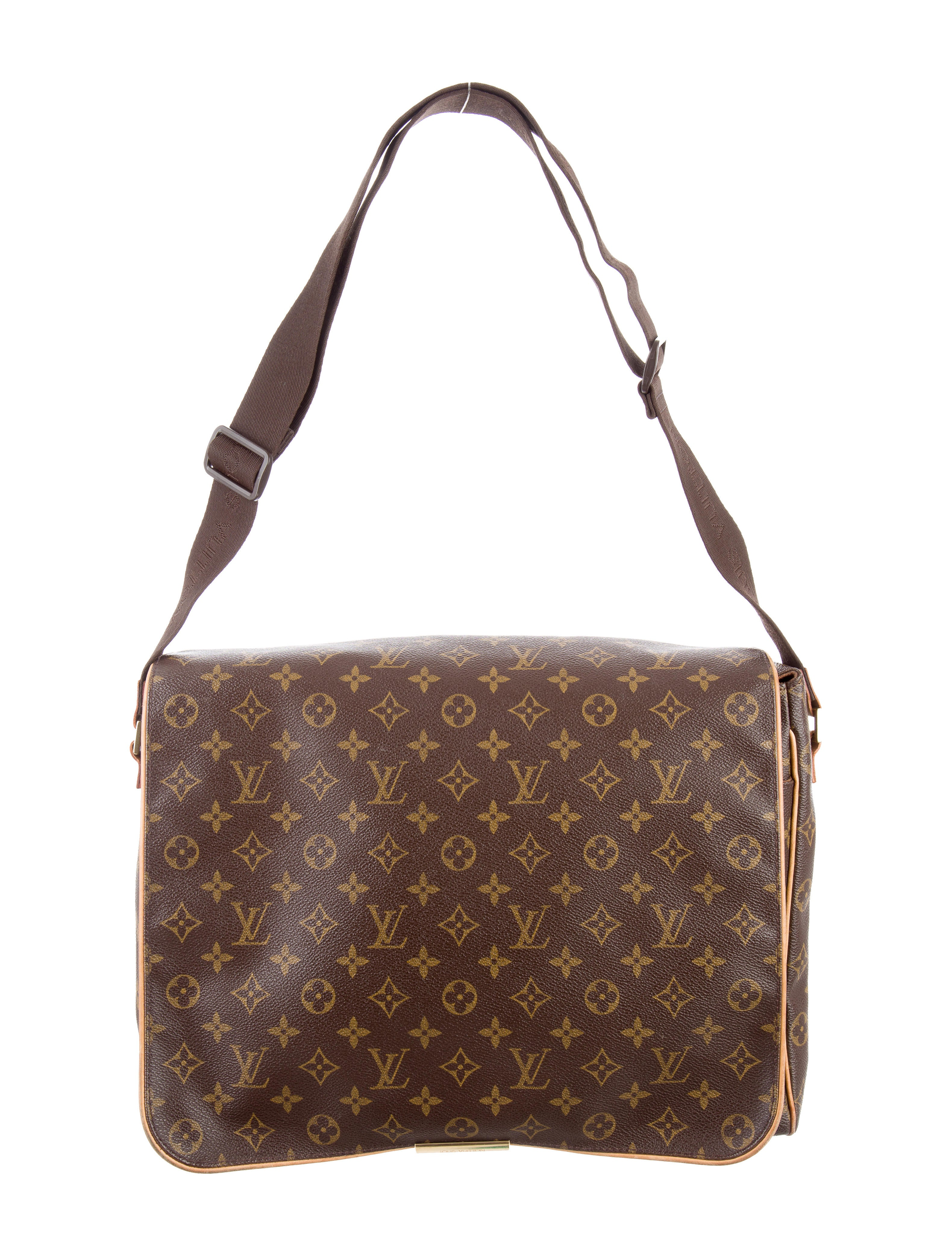 bb97df3860cb Louis Vuitton Monogram Abbesses Messenger Bag - Bags - LOU124437 ...