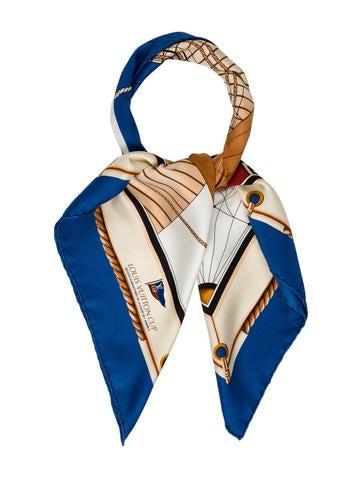 Louis Vuitton LV Cup Silk Scarf None