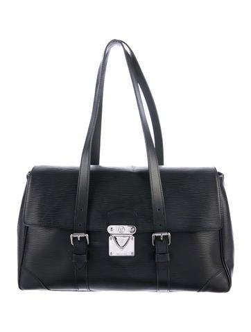 Louis Vuitton Epi Ségur MM None