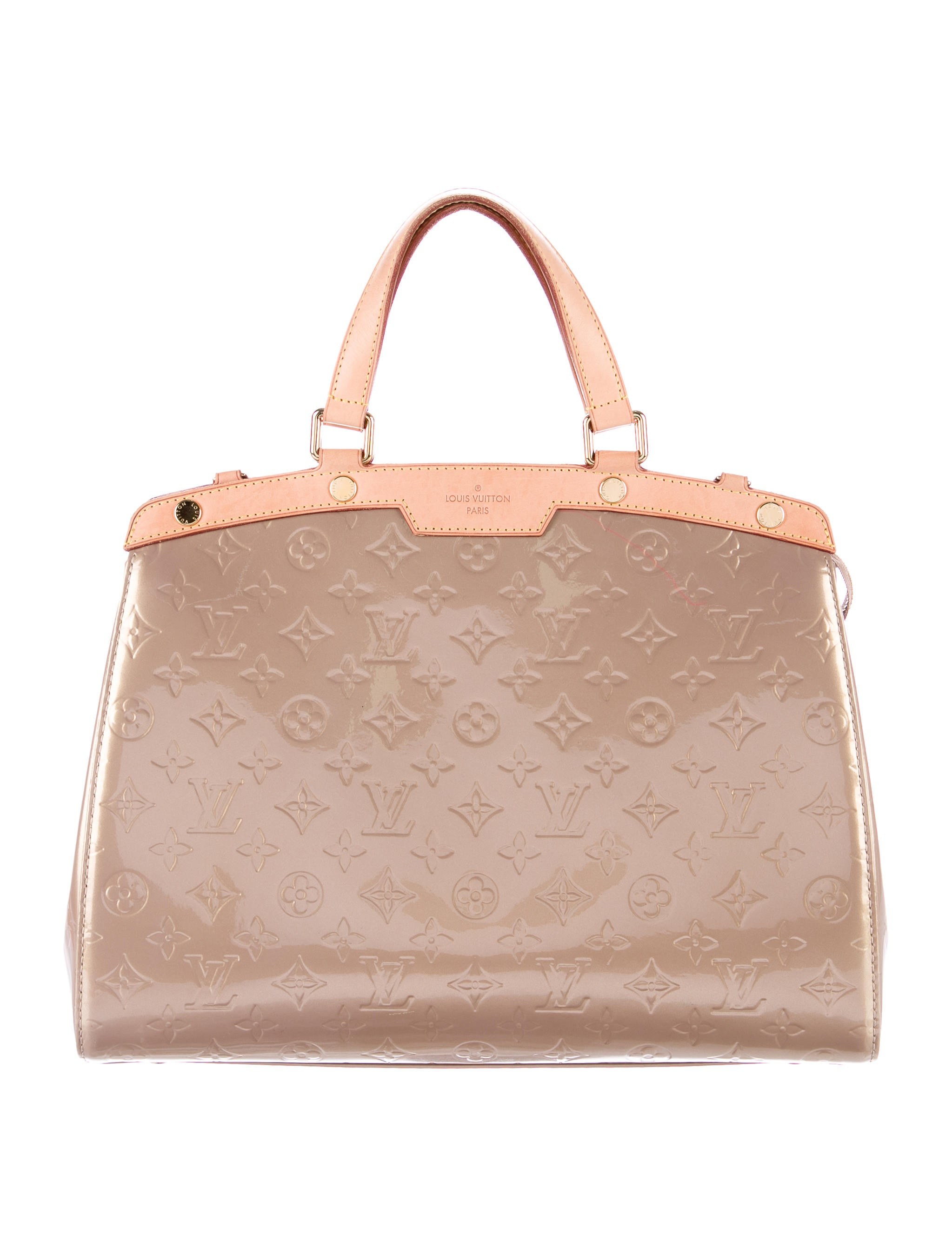 Louis Vuitton Vernis Brea Gm Handbags Lou124922 The