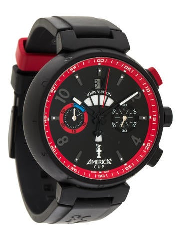 Louis Vuitton Tambour Regatta Watch None