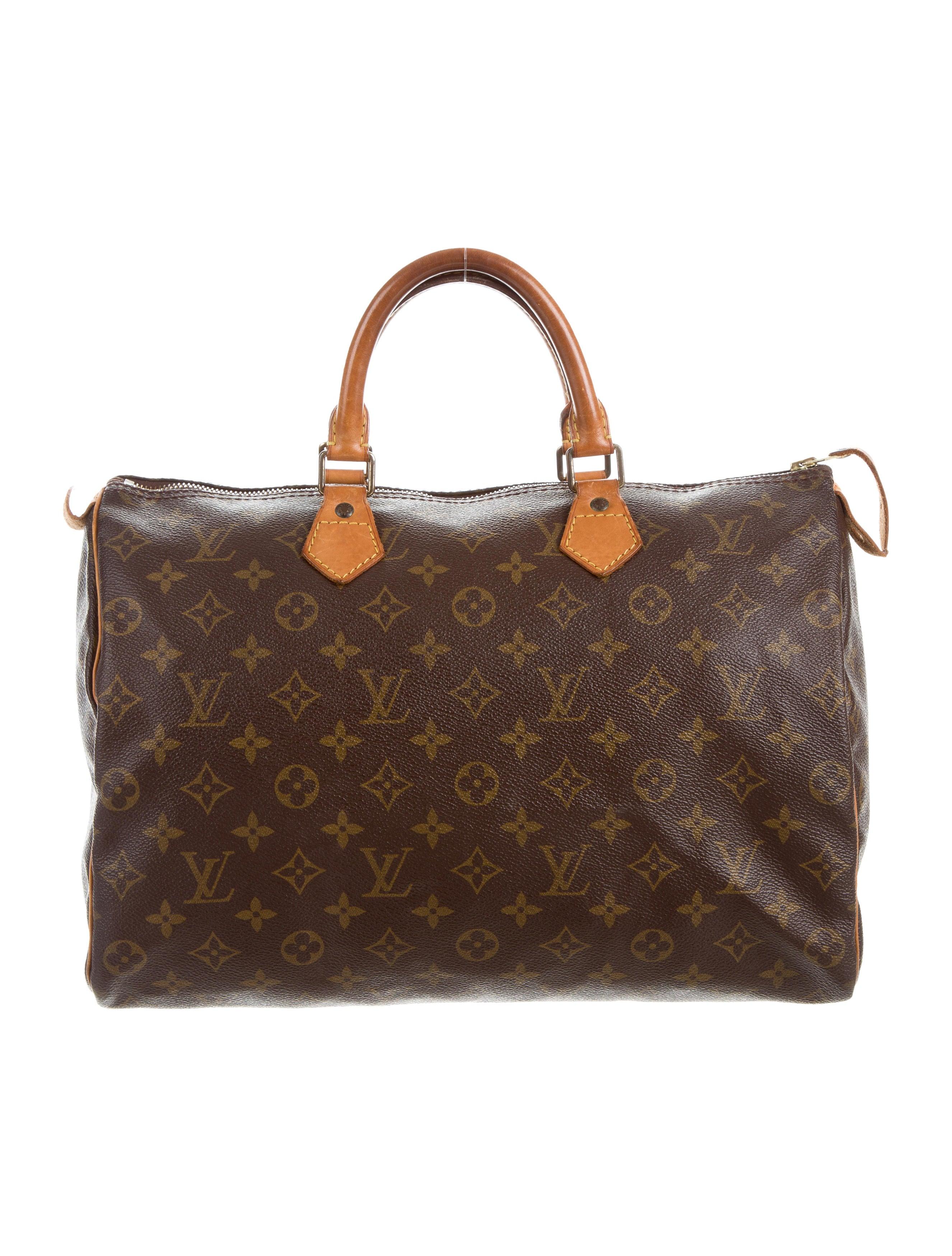 Louis vuitton monogram speedy 35 handbags lou125051 for Louis vuitton miroir speedy 35