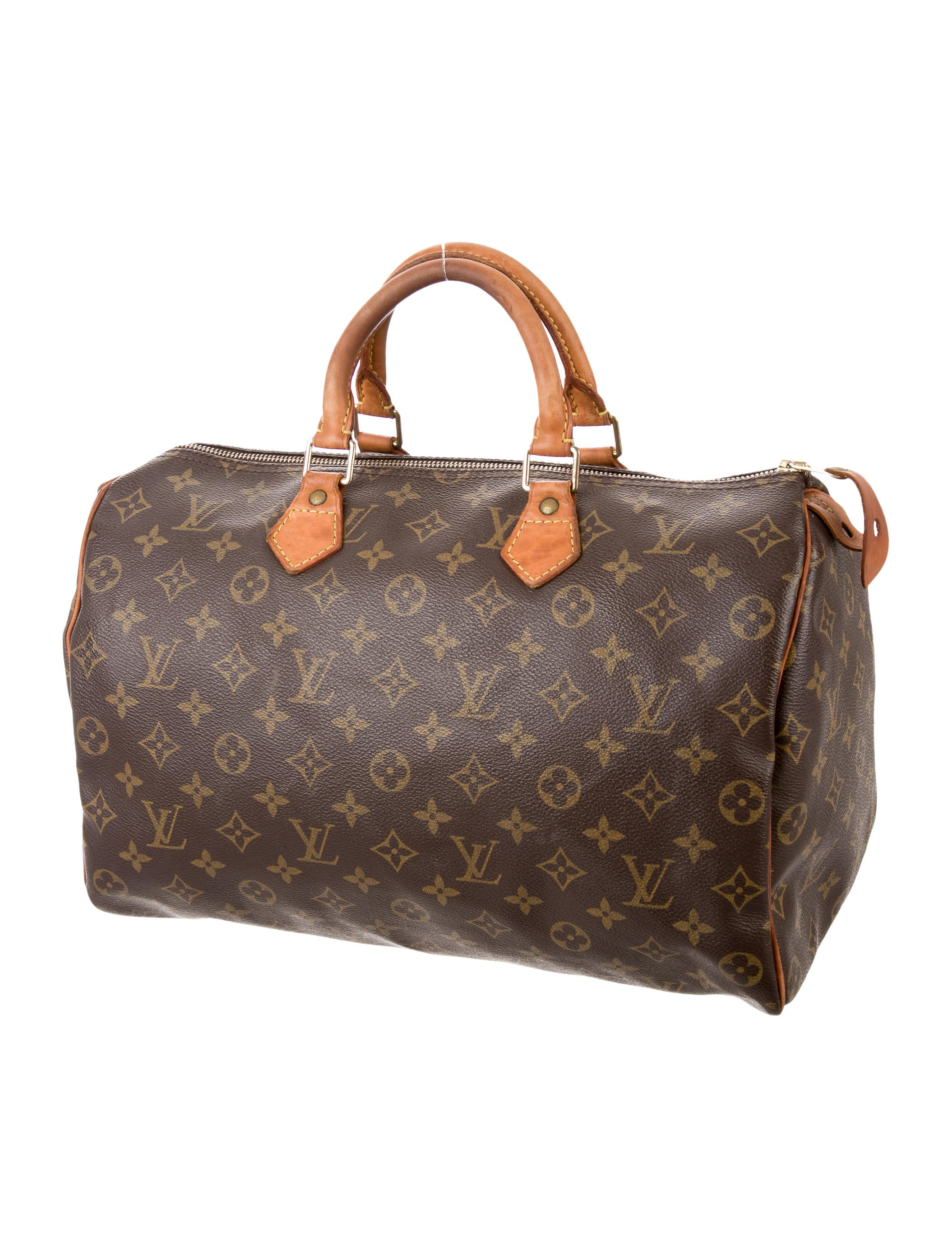 Louis vuitton monogram speedy 35 handbags lou125064 for Louis vuitton miroir speedy 35