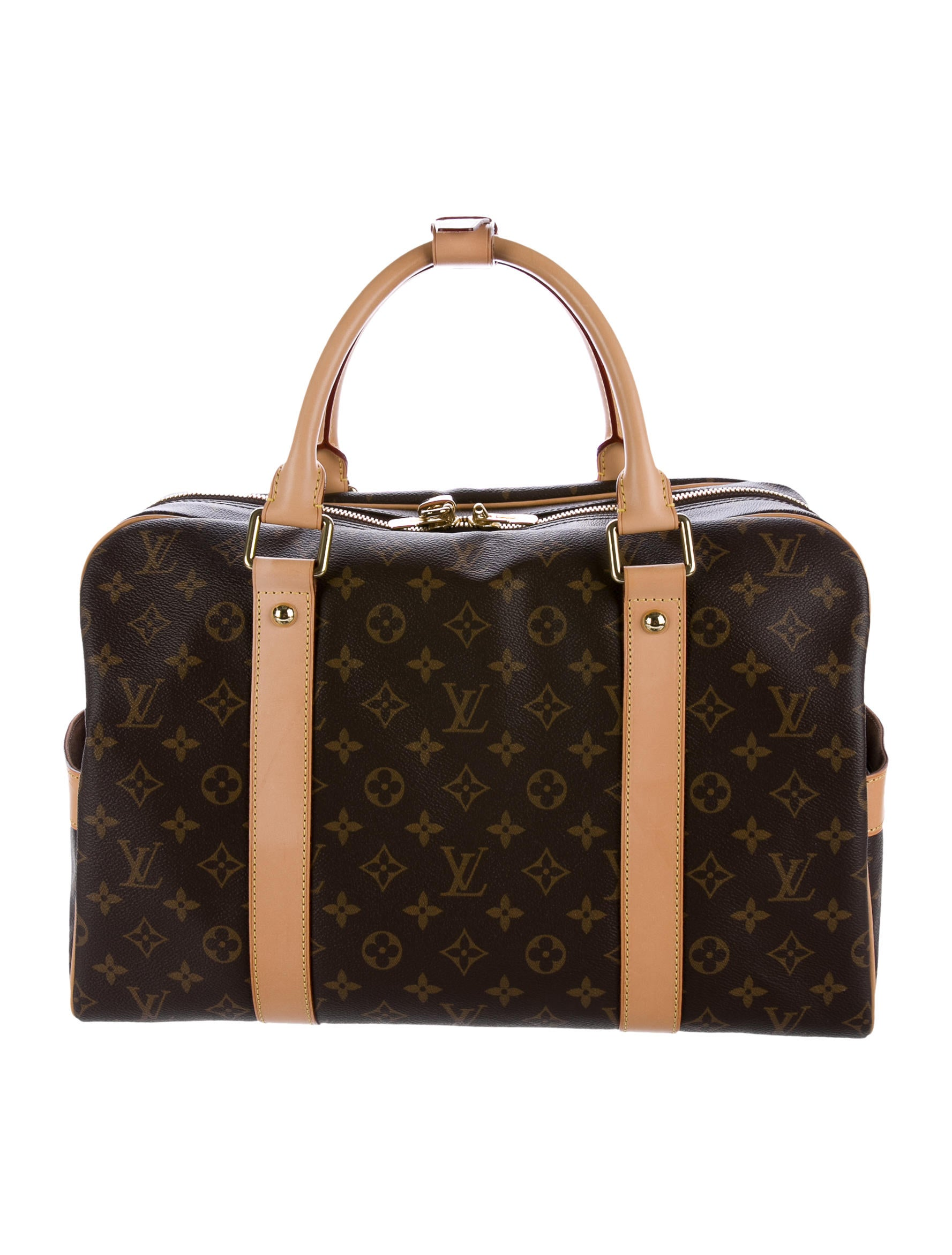 Louis vuitton 2015 monogram carryall bag bags for Louis vuitton miroir bags